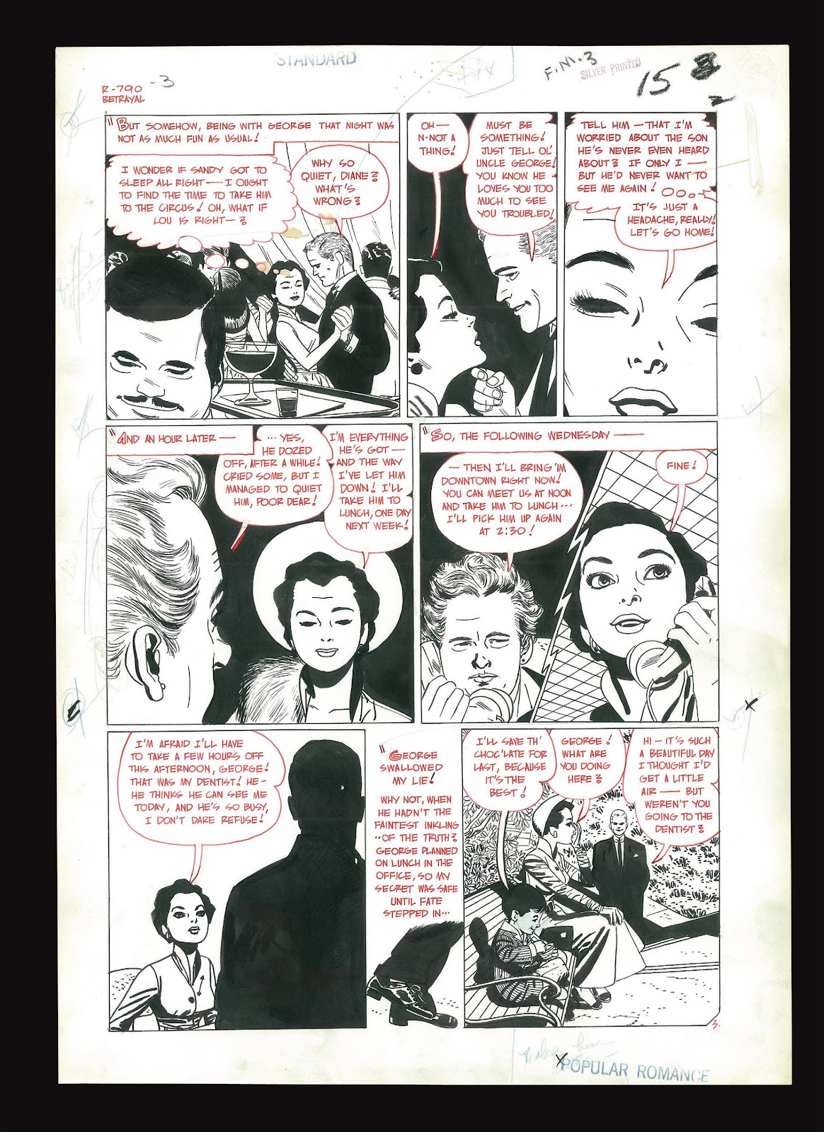 Read online Setting the Standard: Comics by Alex Toth 1952-1954 comic -  Issue # TPB (Part 4) - 120