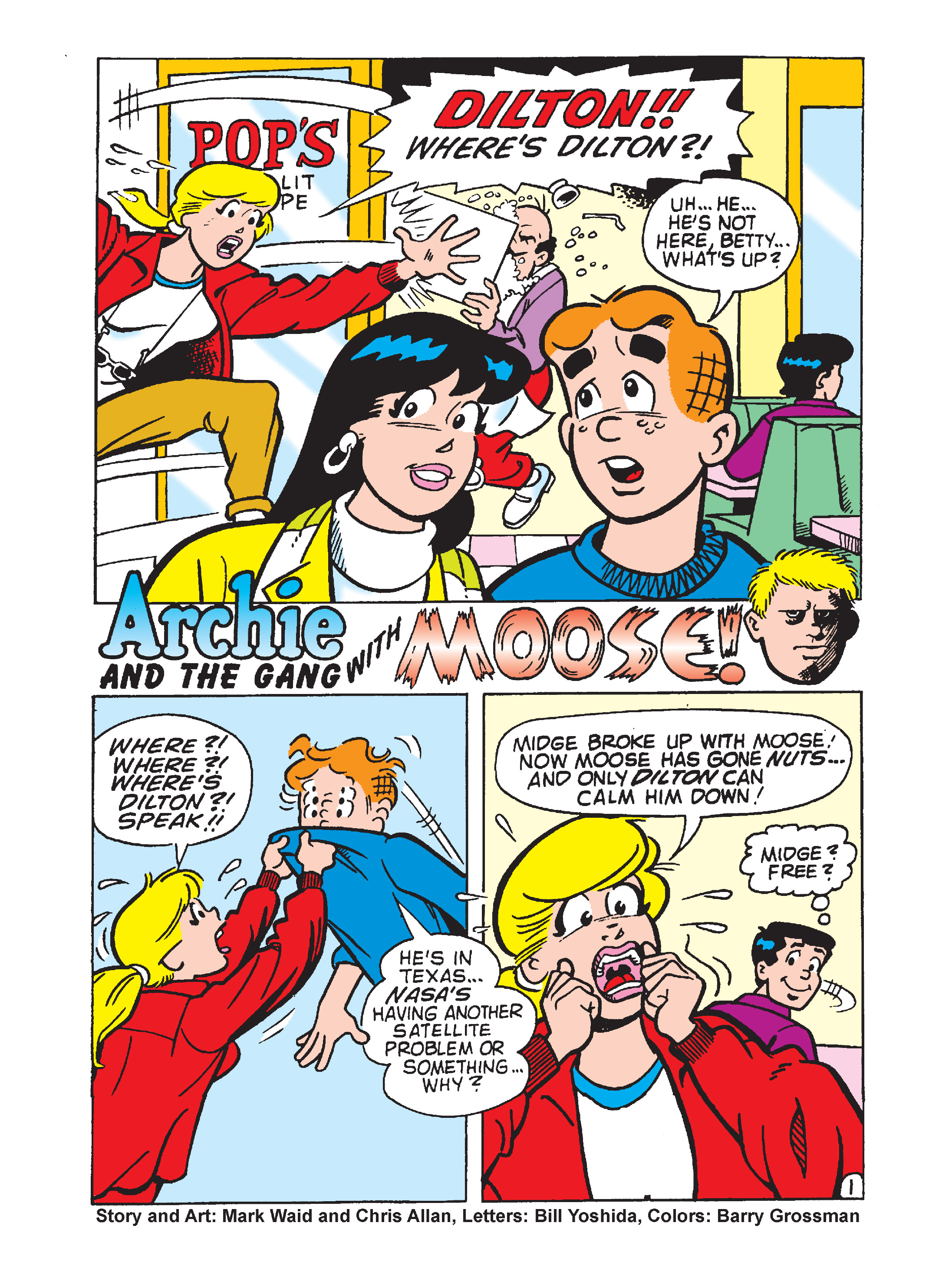 Read online Archie 75th Anniversary Digest comic -  Issue #4 - 150