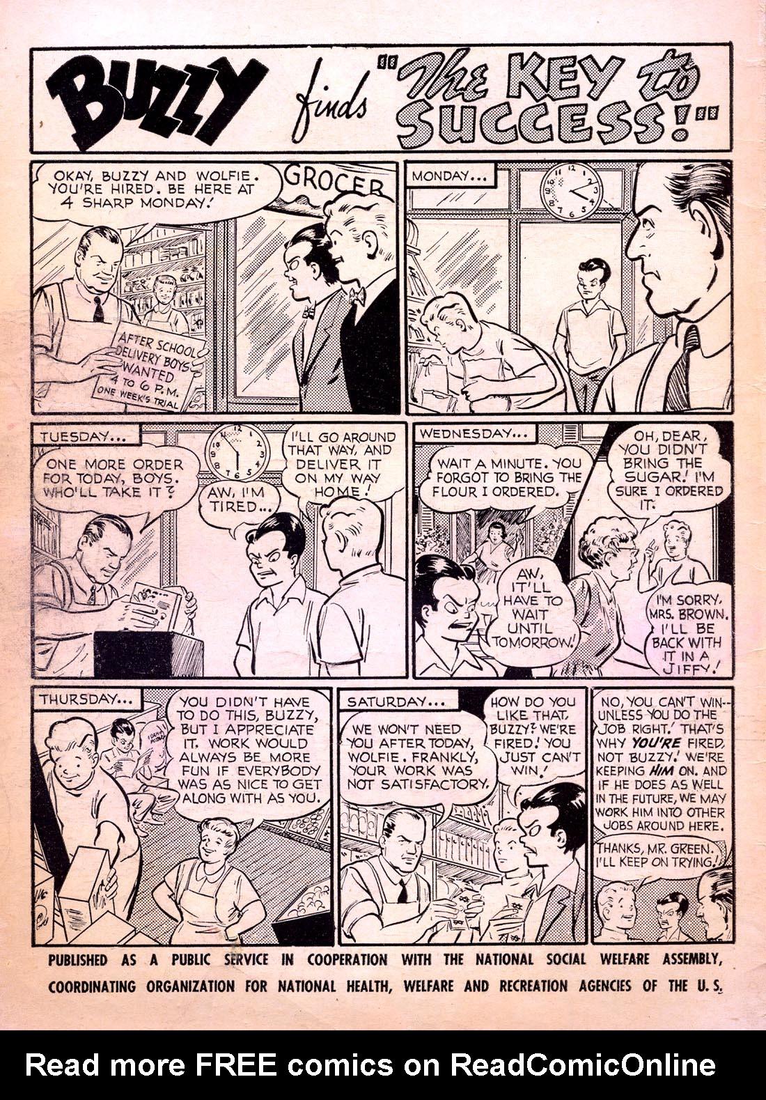 Read online Adventure Comics (1938) comic -  Issue #206 - 2