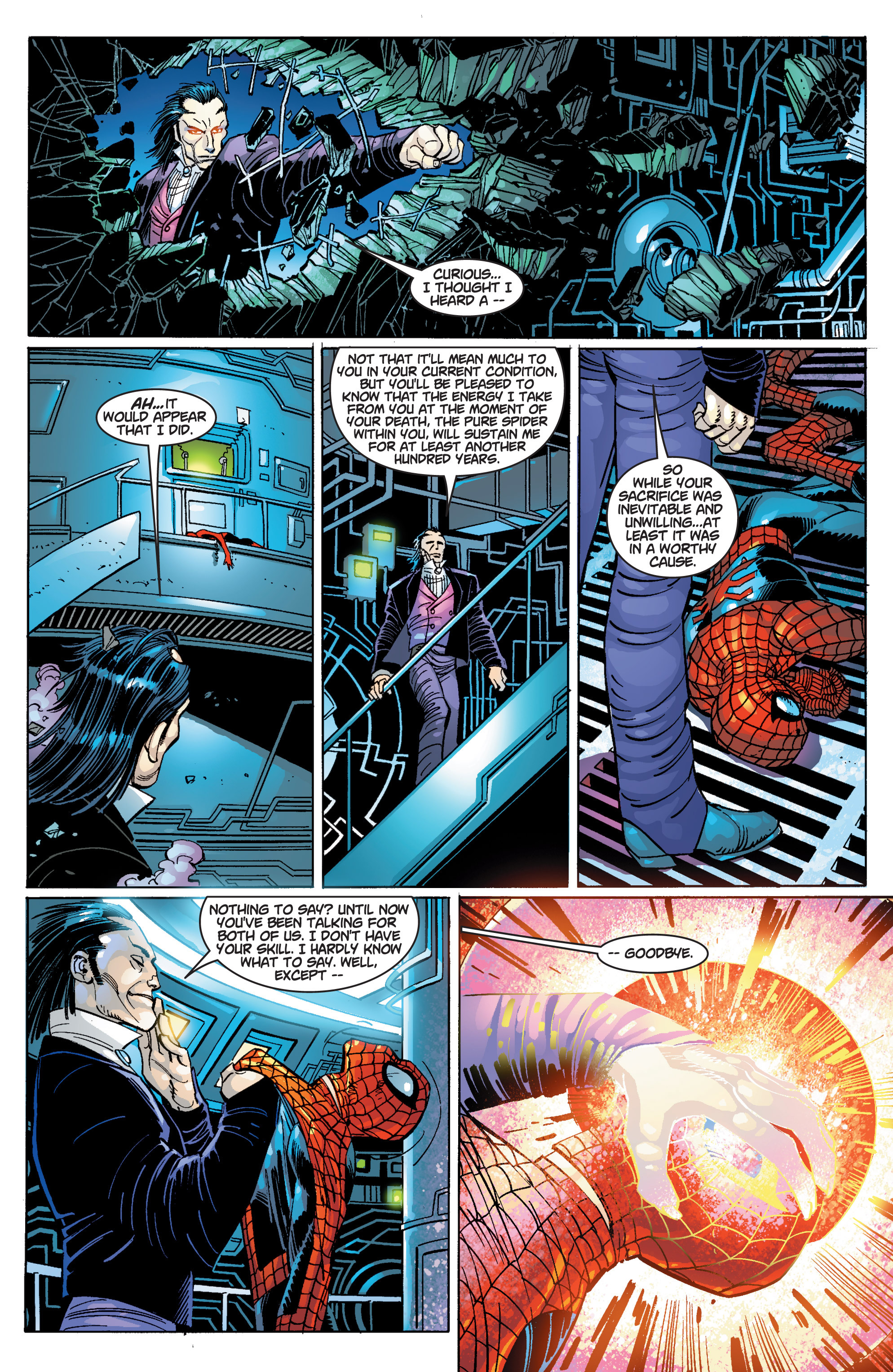 The Amazing Spider-Man (1999) 35 Page 4