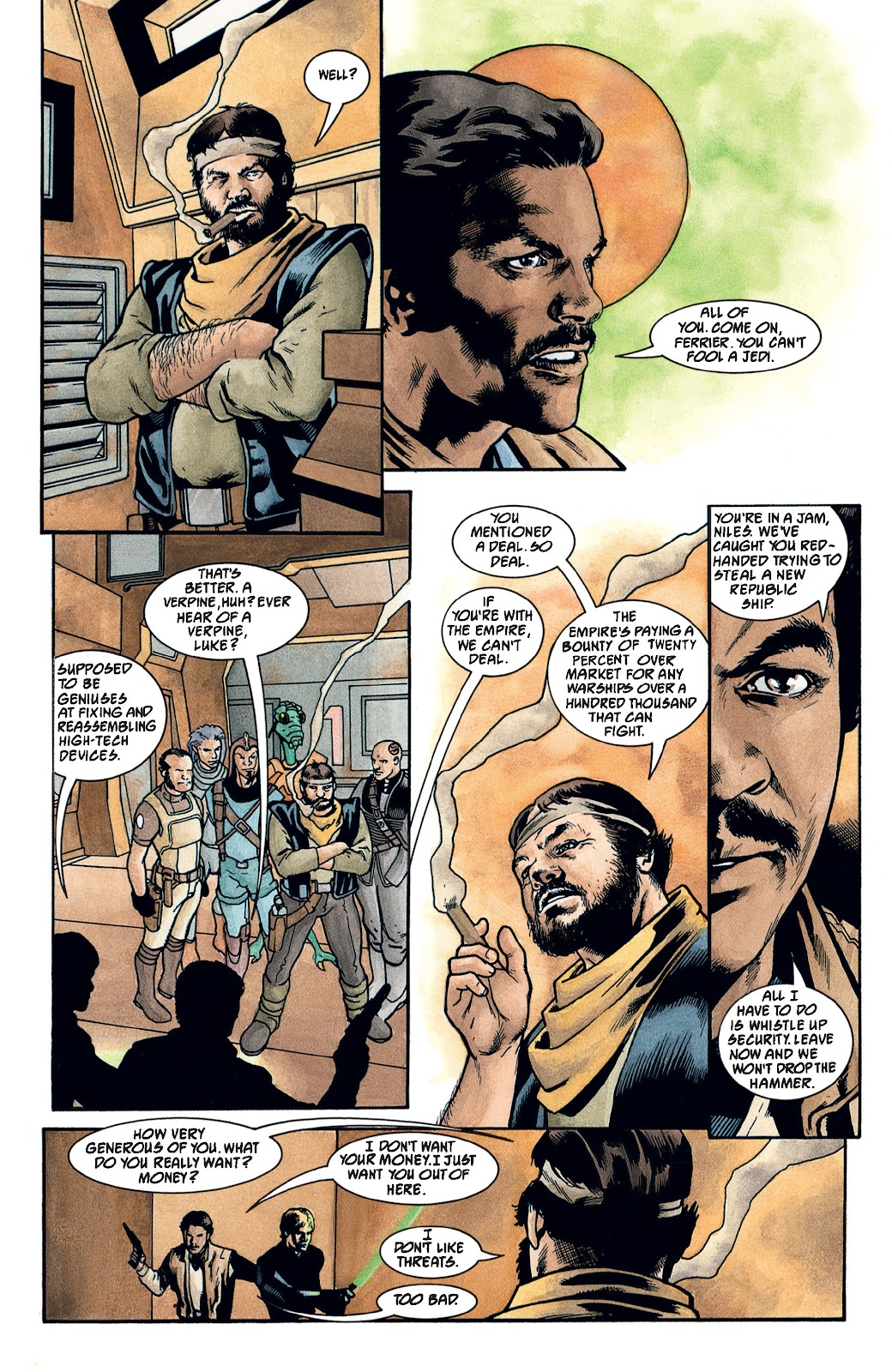 Read online Star Wars Legends: The New Republic - Epic Collection comic -  Issue # TPB 4 (Part 2) - 57
