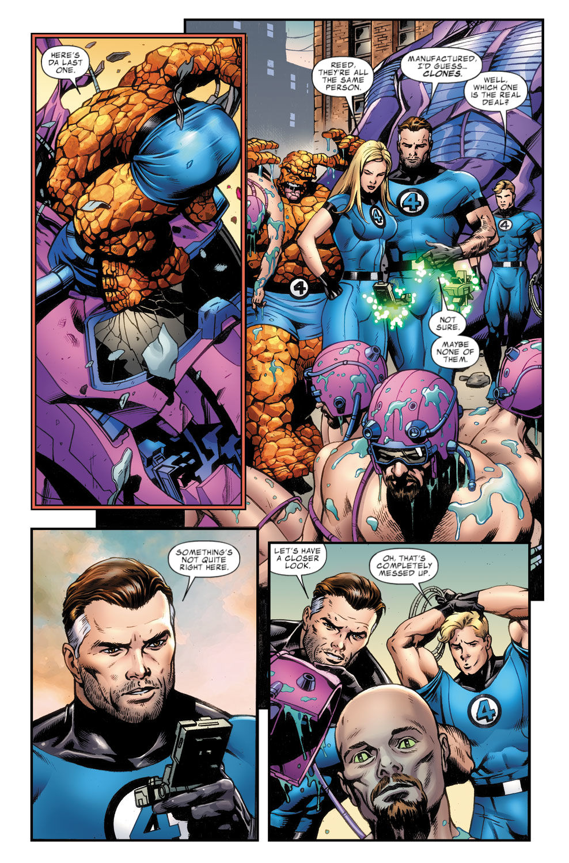 Read online Fantastic Four: Season One comic -  Issue # TPB - 115