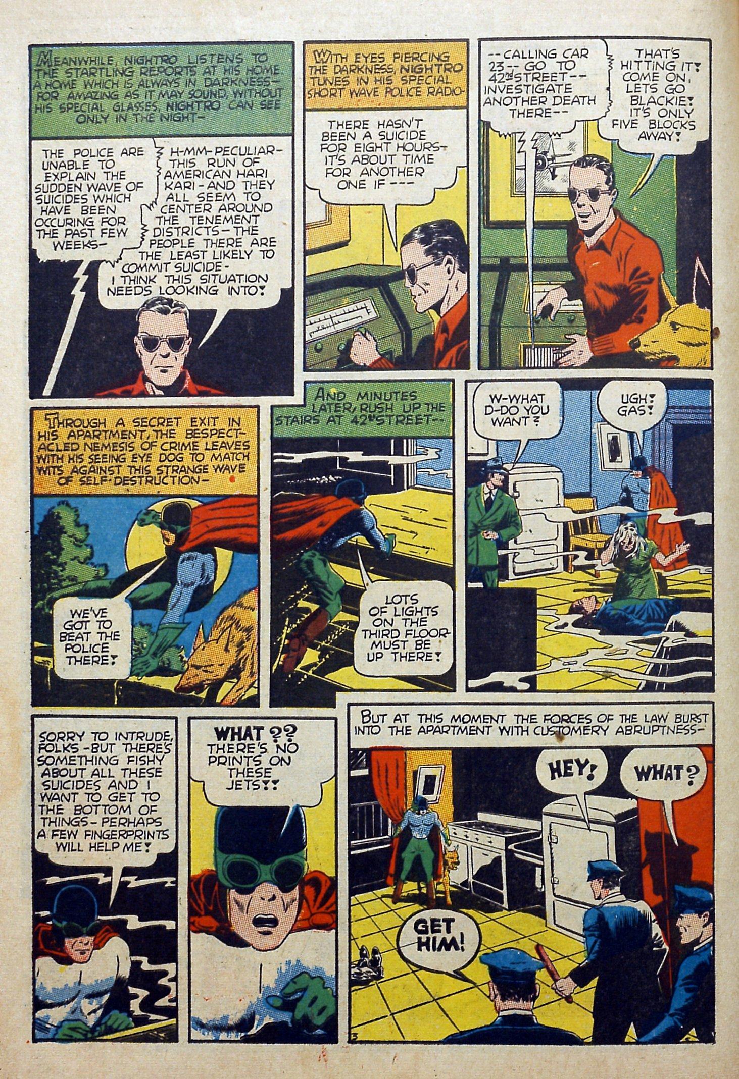 Daredevil (1941) issue 3 - Page 18