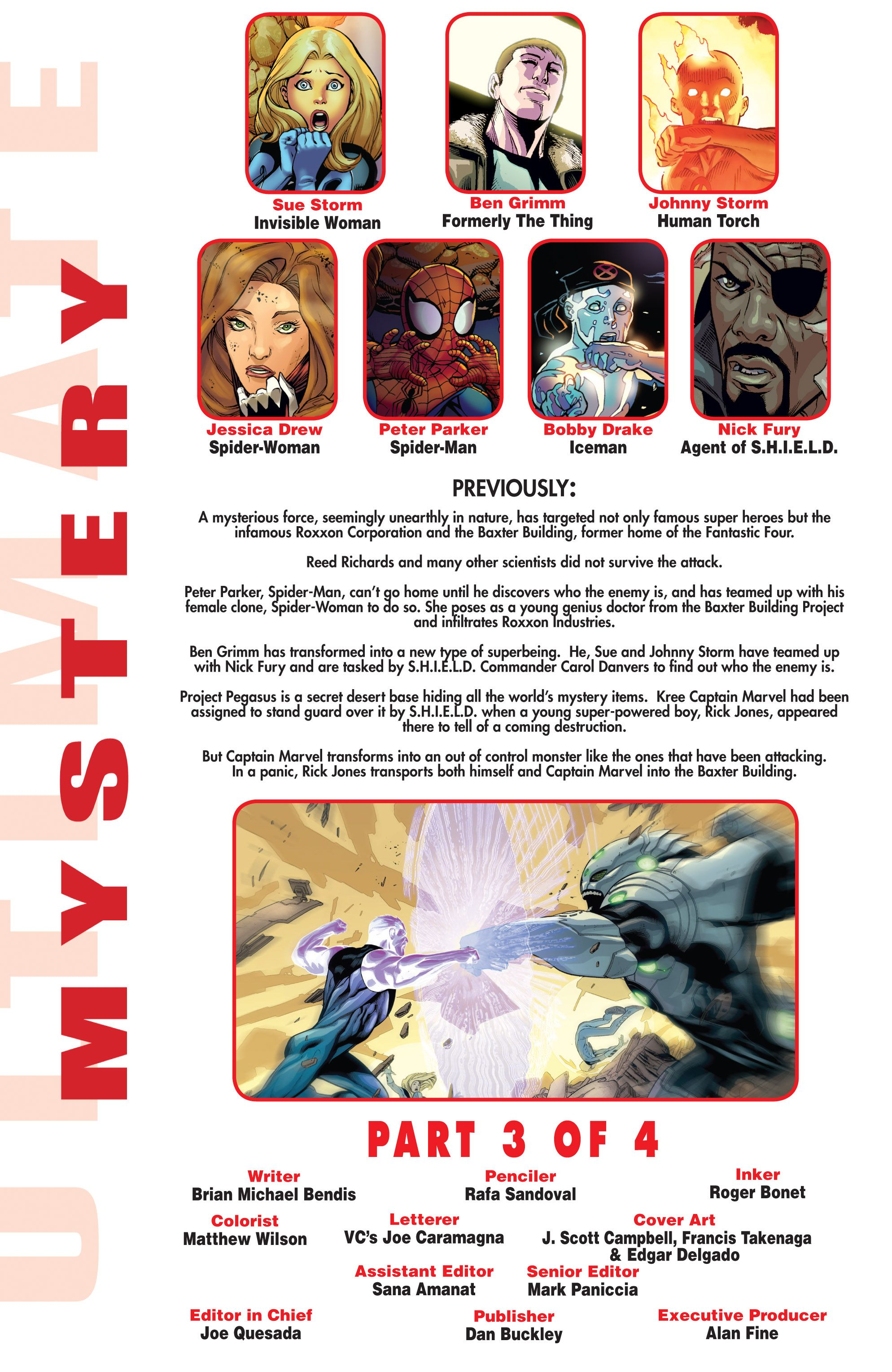 Read online Ultimate Comics Doomsday comic -  Issue # Full - 126