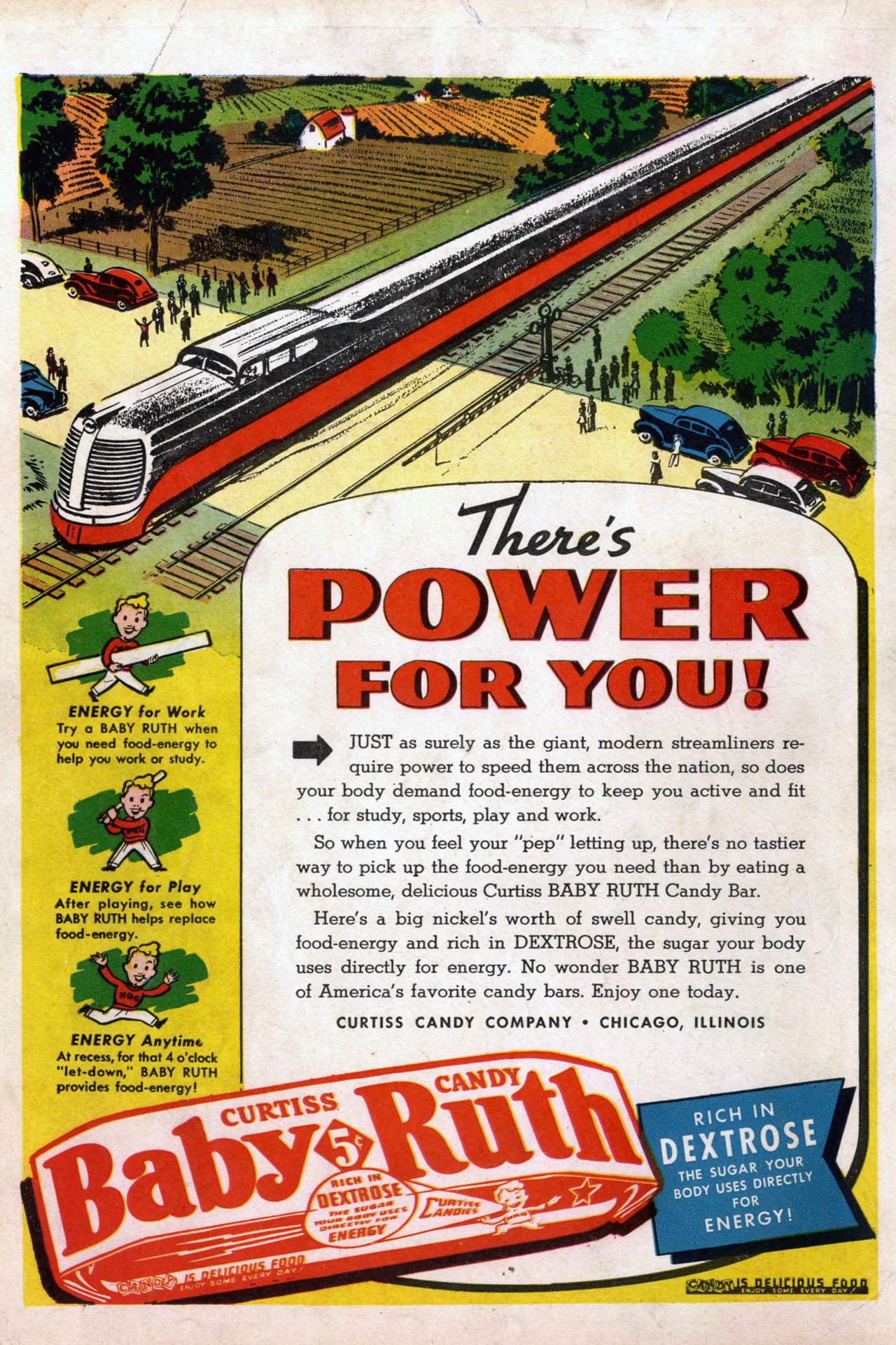 Read online Detective Comics (1937) comic -  Issue #50 - 68