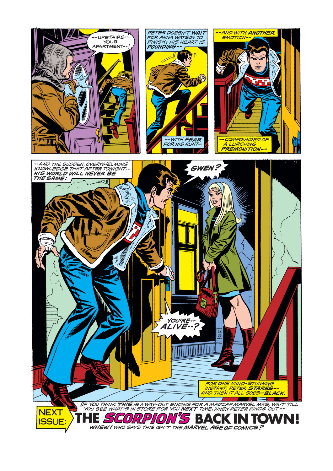 The Amazing Spider-Man (1963) 144 Page 18