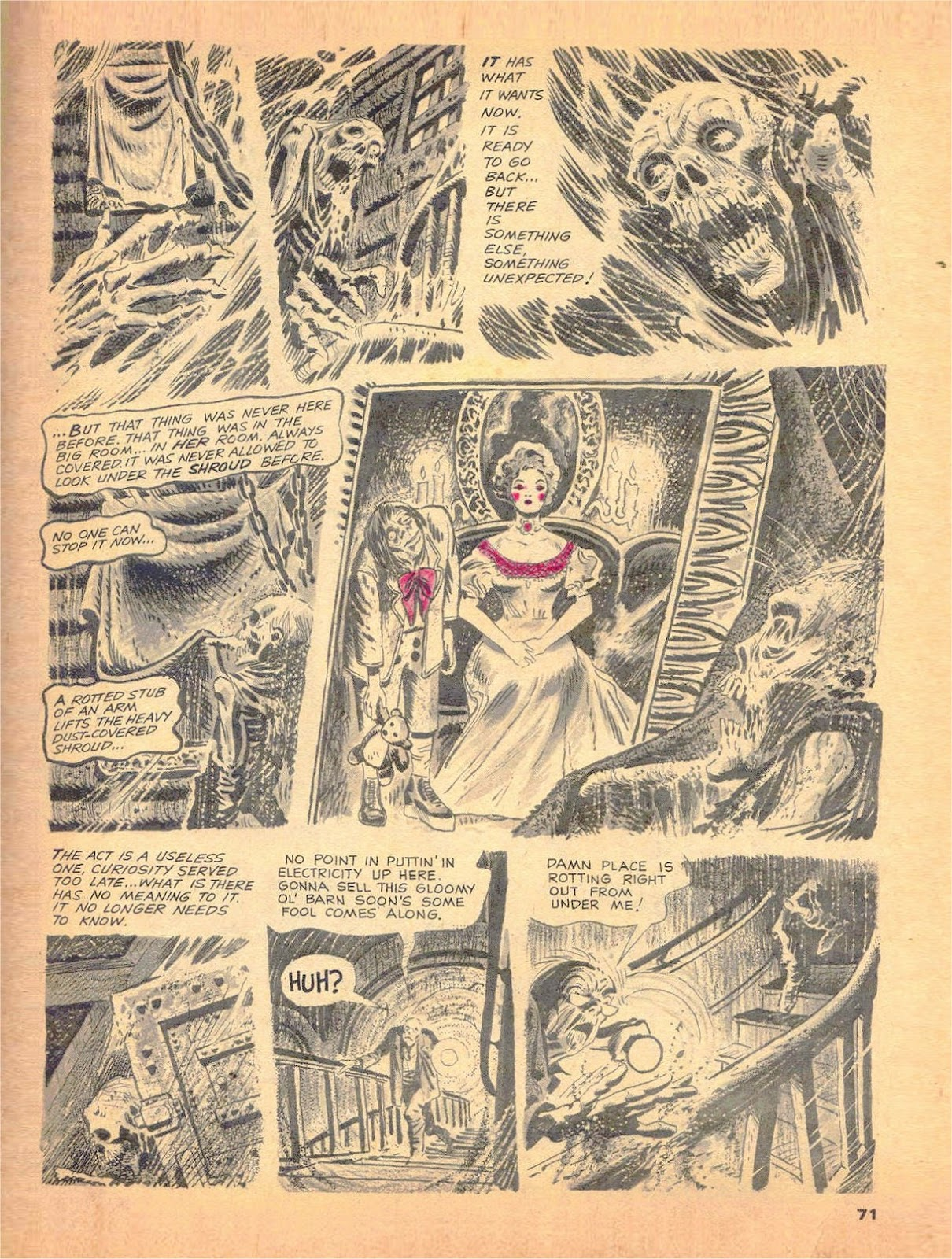 Creepy (1964) Issue #53 #53 - English 70