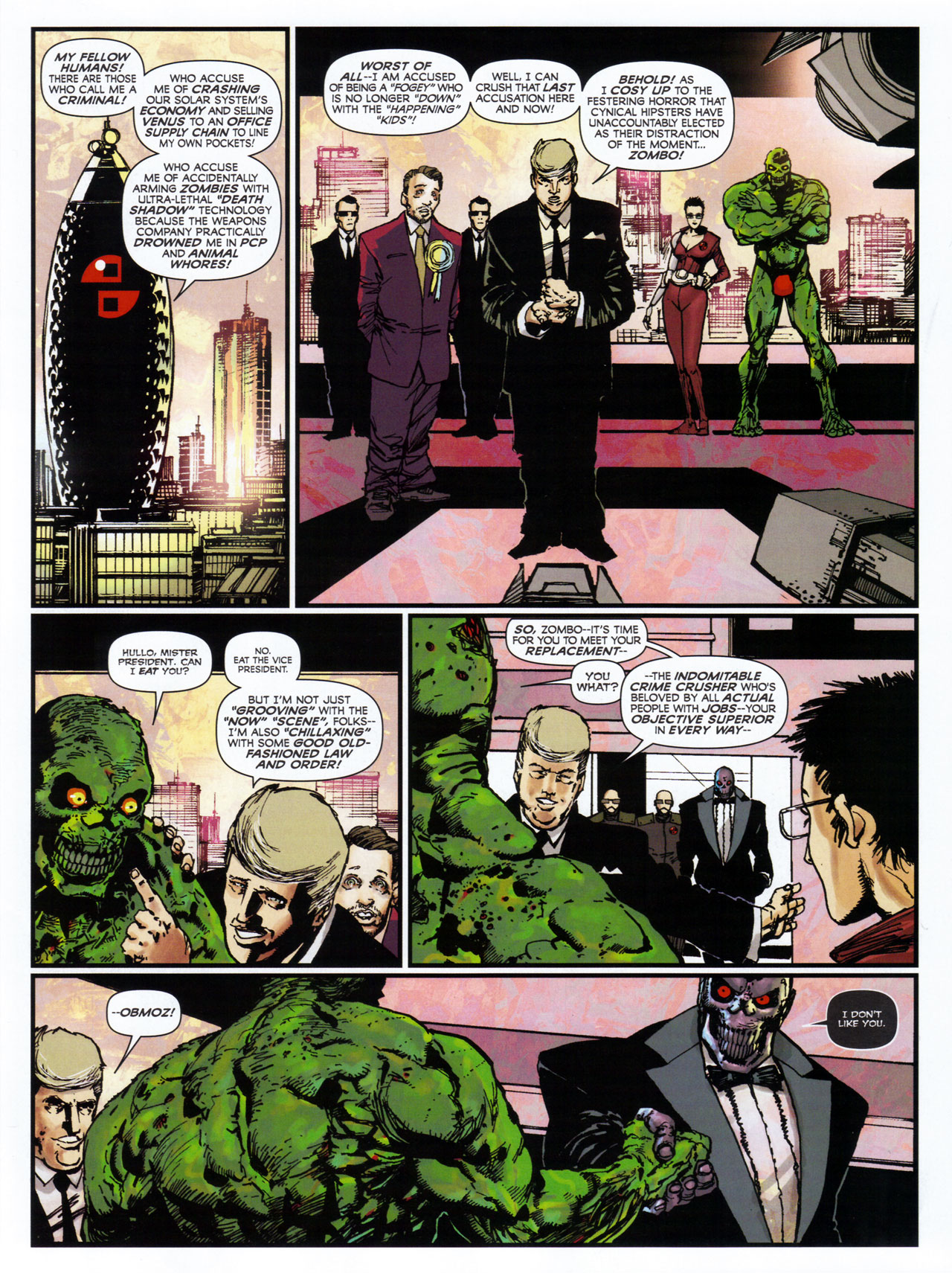 Read online 2000 AD comic -  Issue #1746 - 104