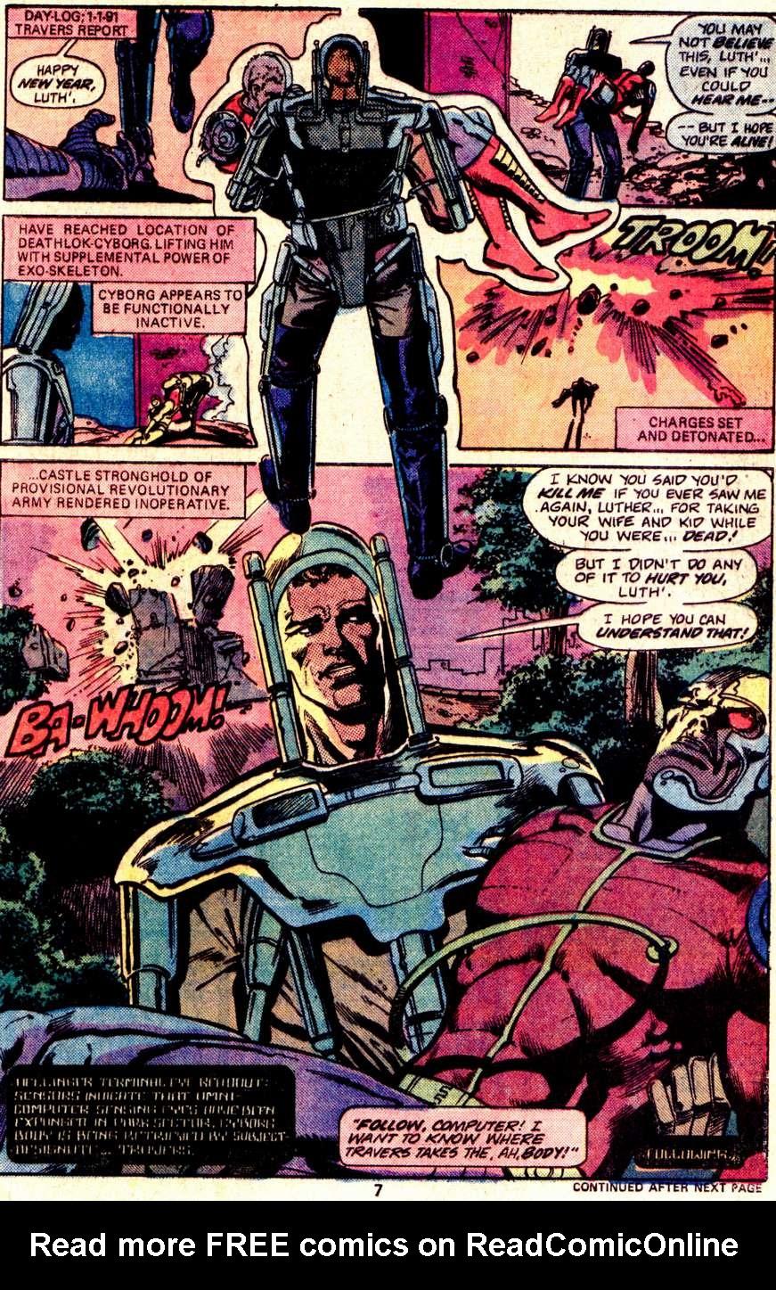 Read online Astonishing Tales (1970) comic -  Issue #34 - 6