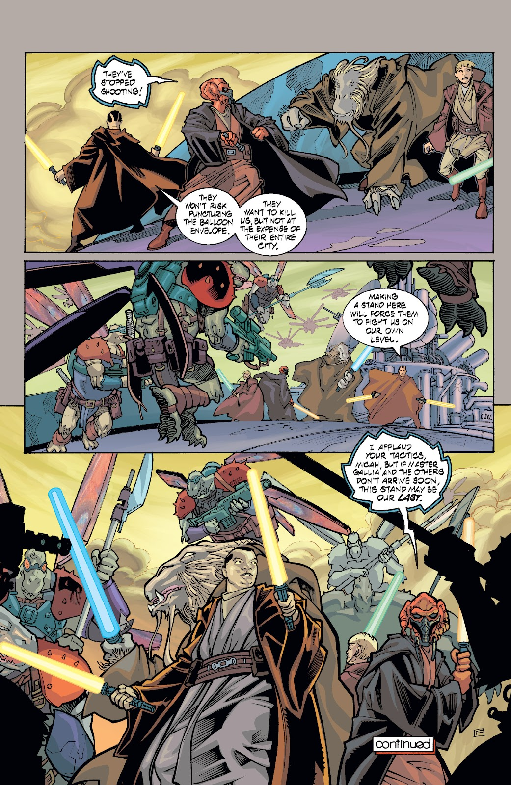 Read online Star Wars Legends: Rise of the Sith - Epic Collection comic -  Issue # TPB 1 (Part 5) - 12