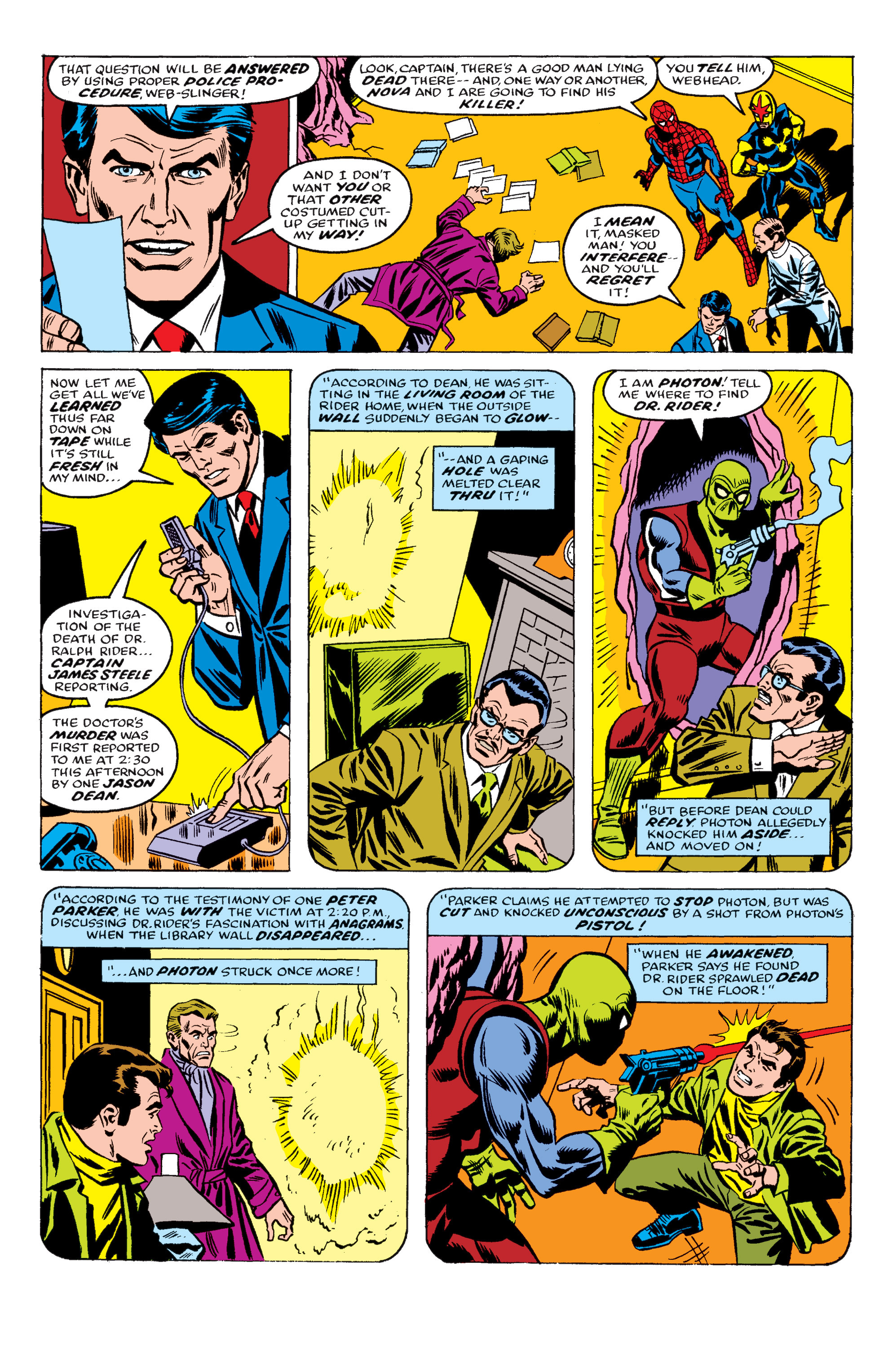 The Amazing Spider-Man (1963) 171 Page 2