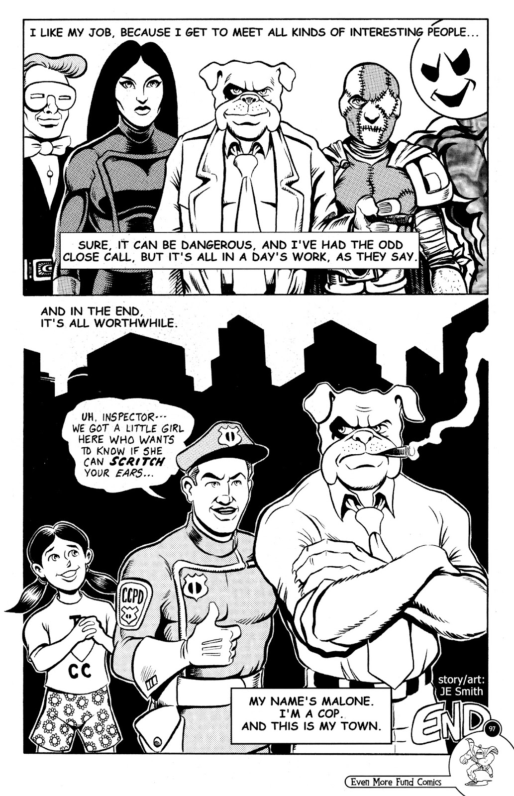 Read online Even More Fund Comics comic -  Issue # TPB (Part 1) - 97
