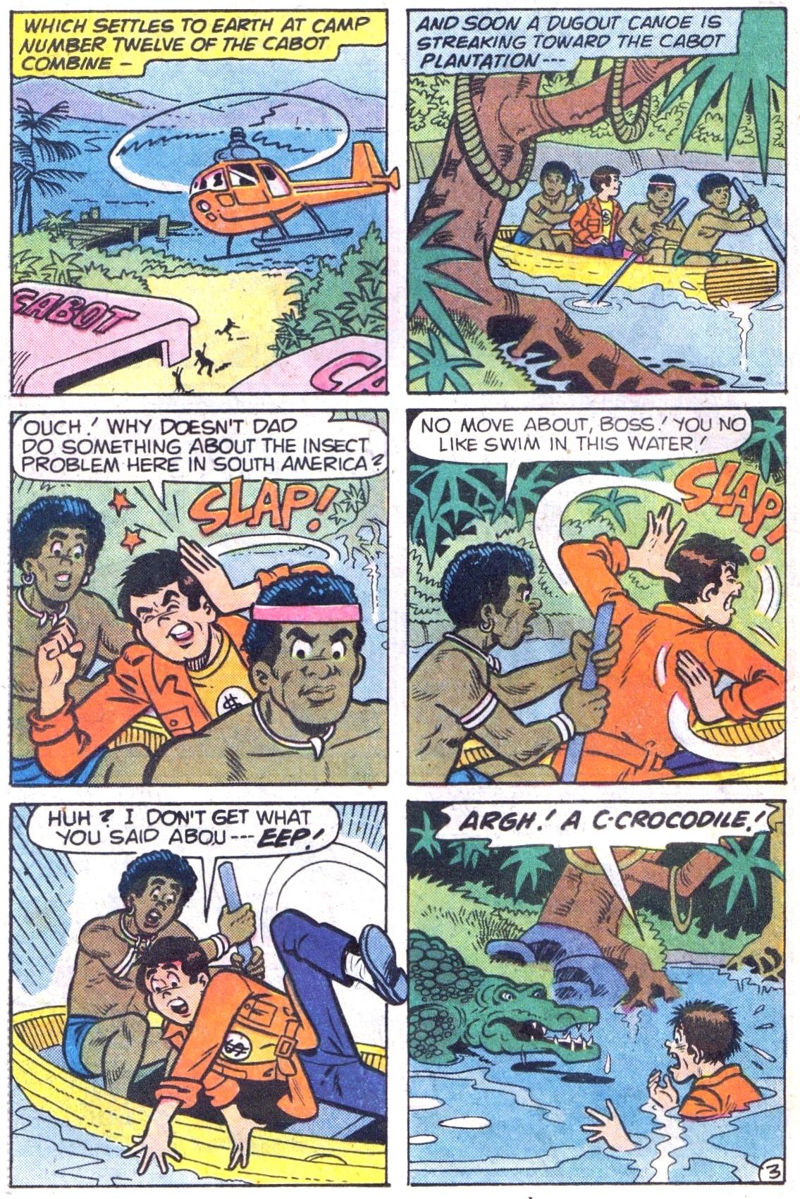 Read online She's Josie comic -  Issue #103 - 22