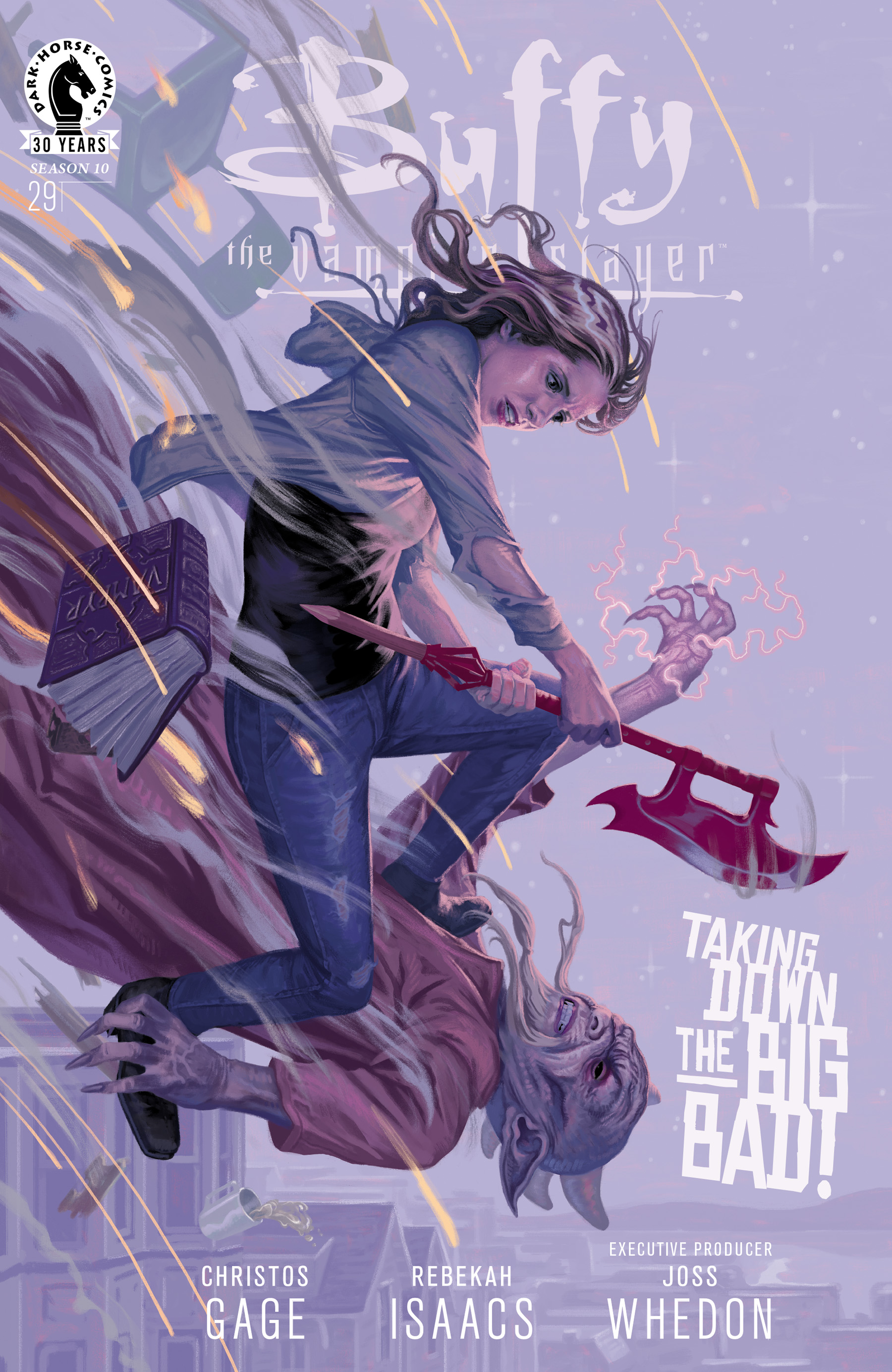 Buffy the Vampire Slayer Season Ten 29 Page 1