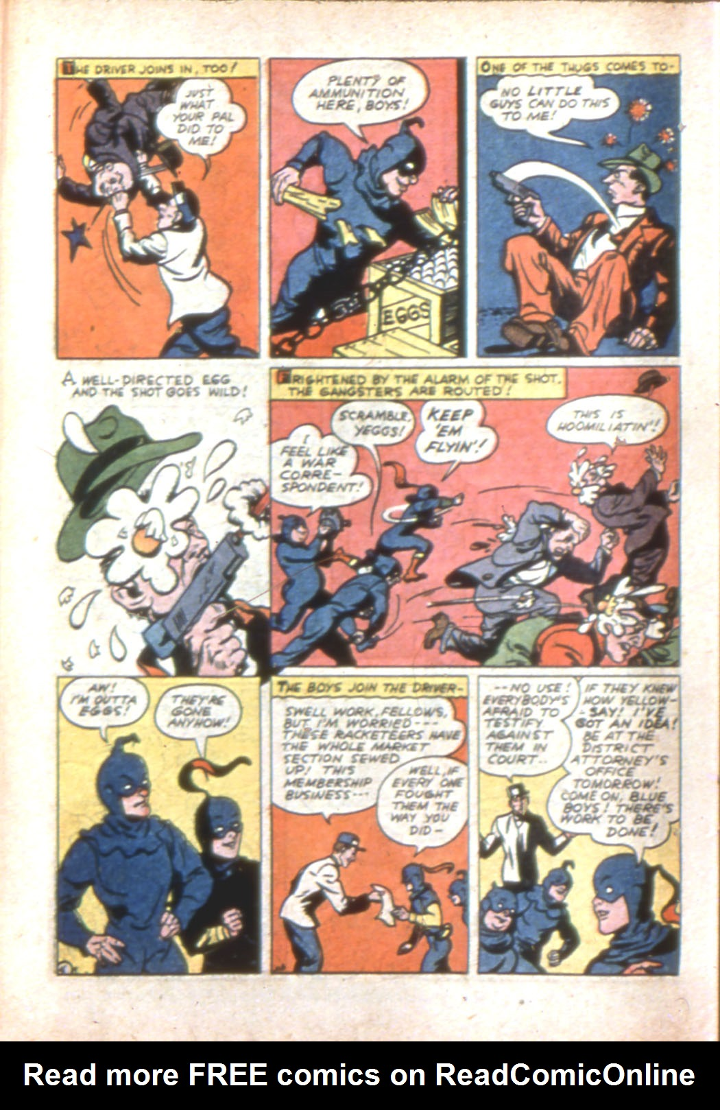 Read online Sensation (Mystery) Comics comic -  Issue #7 - 52