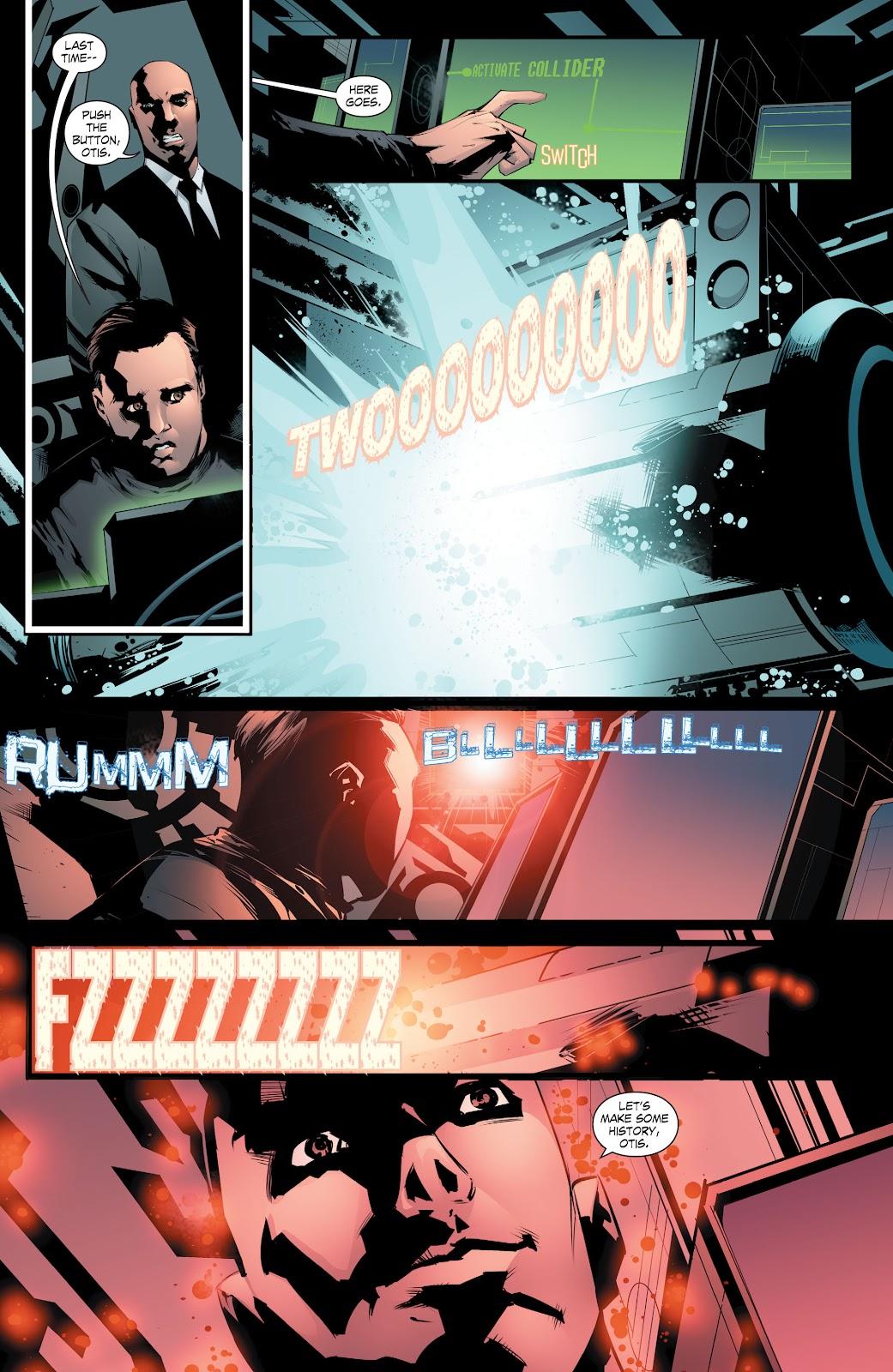 Read online Smallville Season 11 [II] comic -  Issue # TPB 8 - 127
