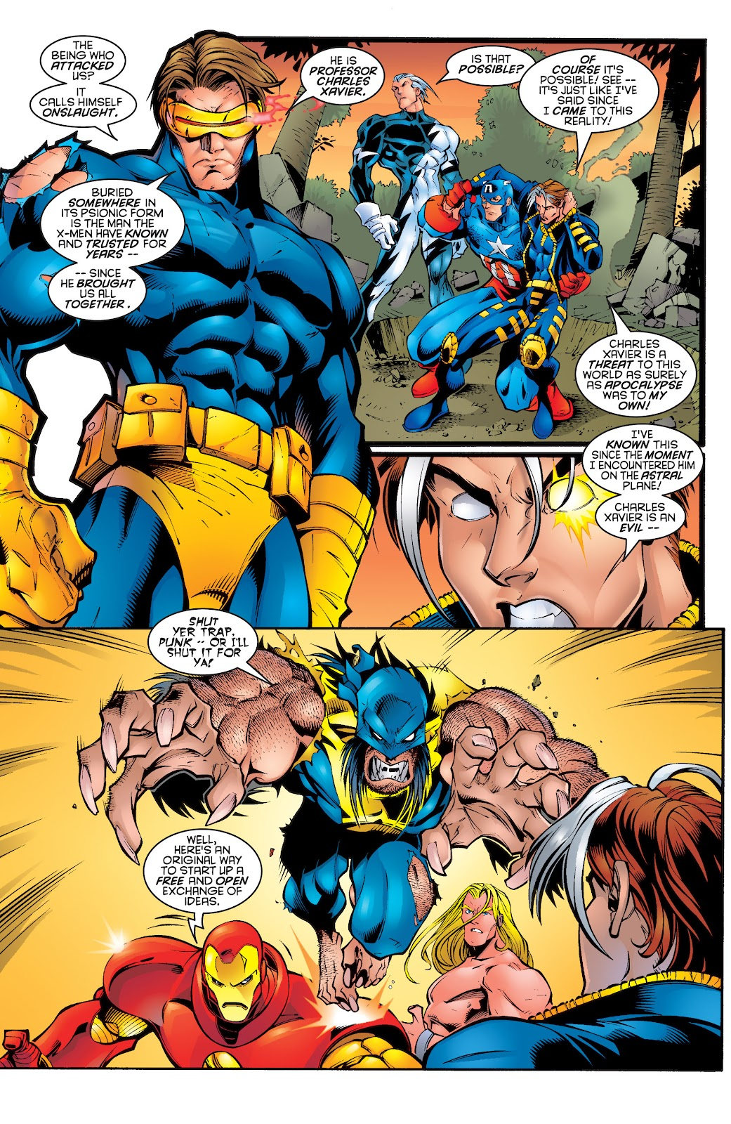 Uncanny X-Men (1963) issue 335 - Page 12