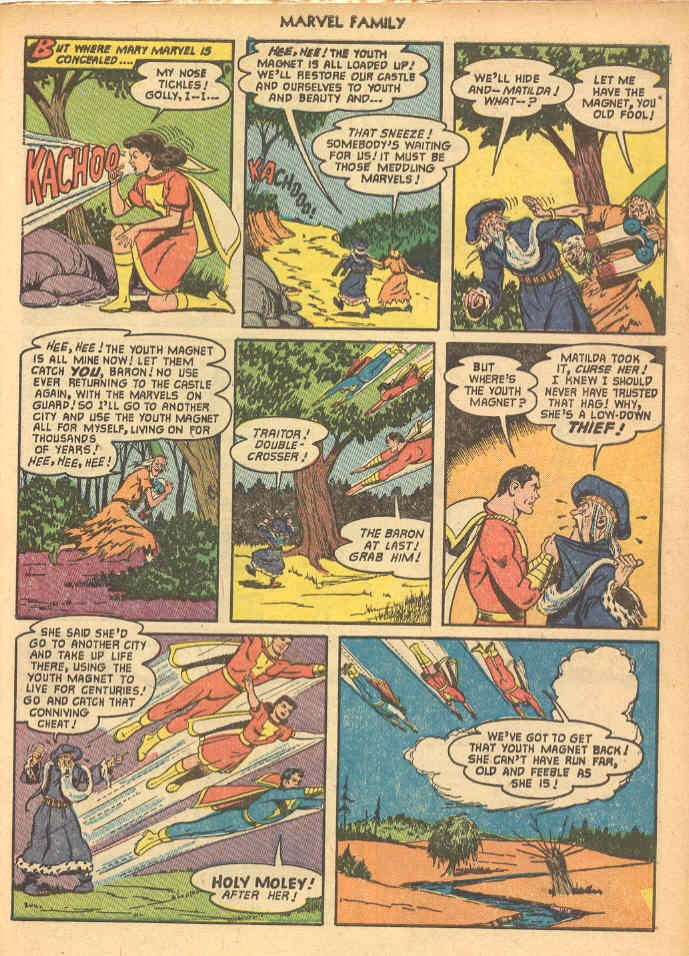 The Marvel Family issue 69 - Page 31