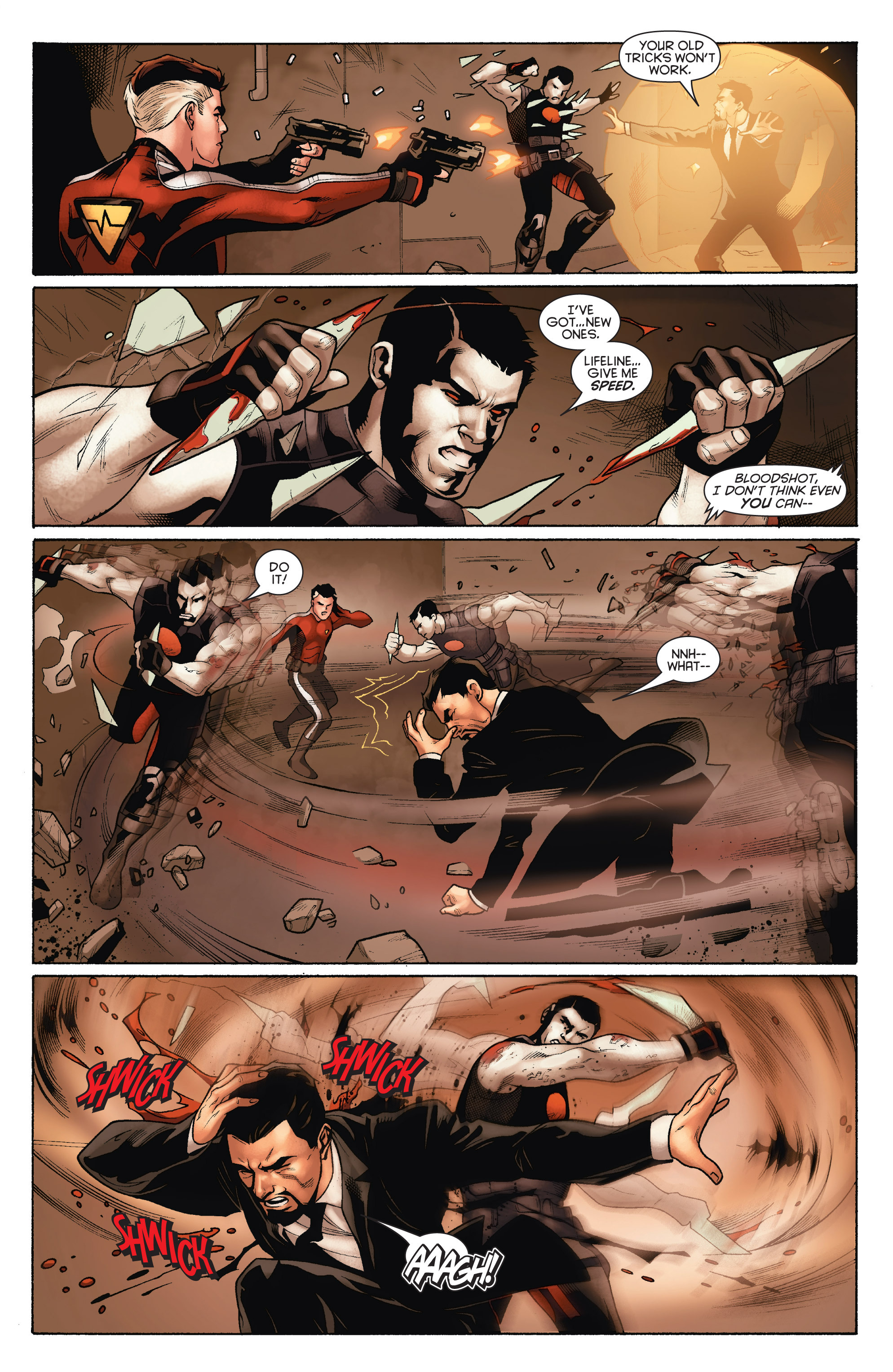 Read online Bloodshot and H.A.R.D.Corps comic -  Issue # TPB 4 - 70