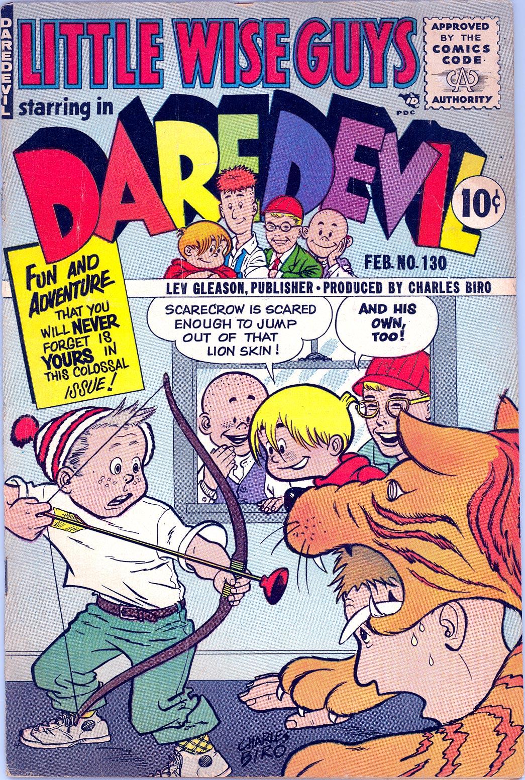 Daredevil (1941) 130 Page 1