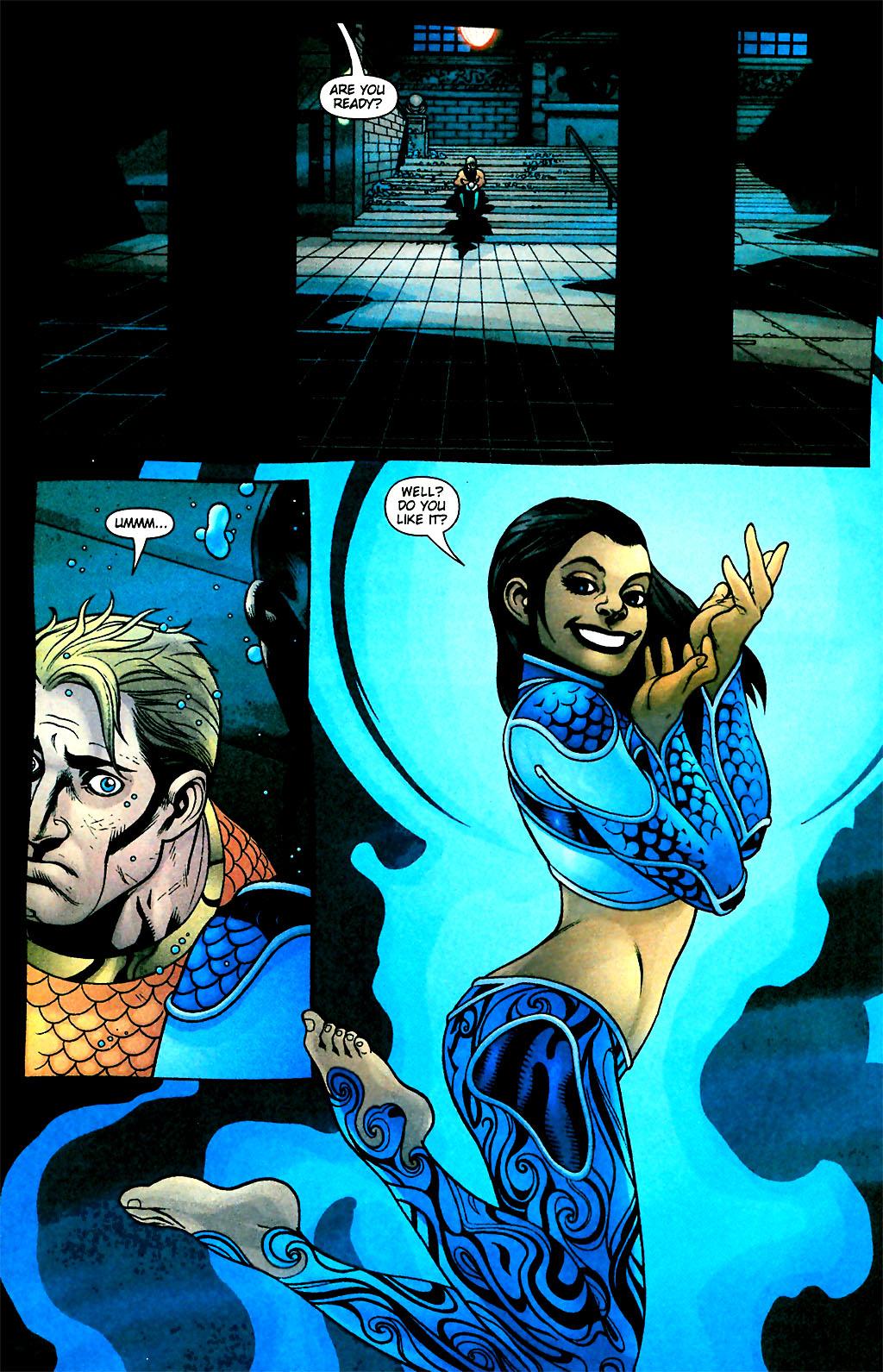 Read online Aquaman (2003) comic -  Issue #28 - 3