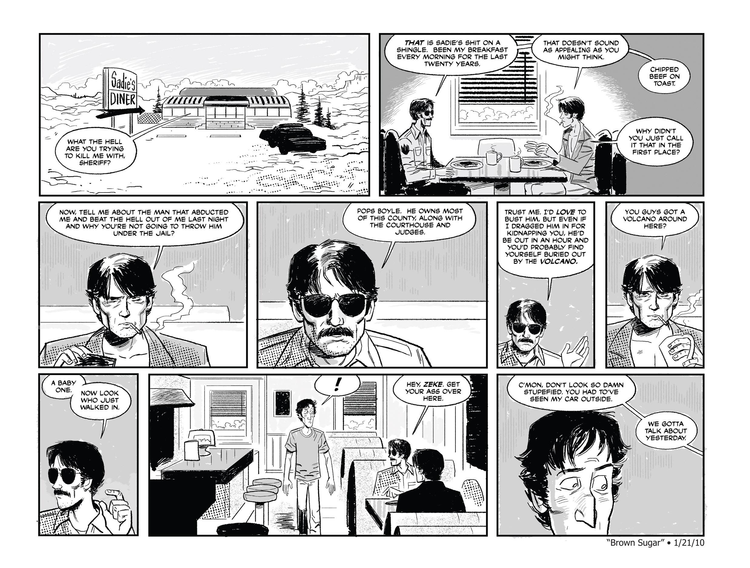 Read online She Died In Terrebonne comic -  Issue #2 - 7
