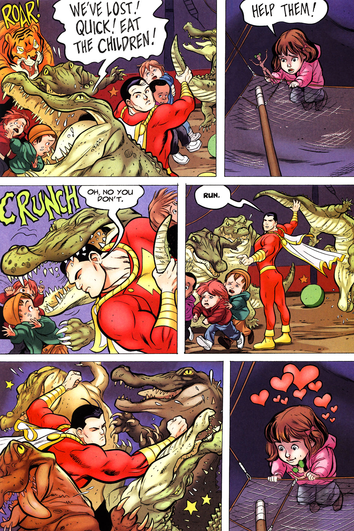 Read online Shazam!: The Monster Society of Evil comic -  Issue #2 - 21
