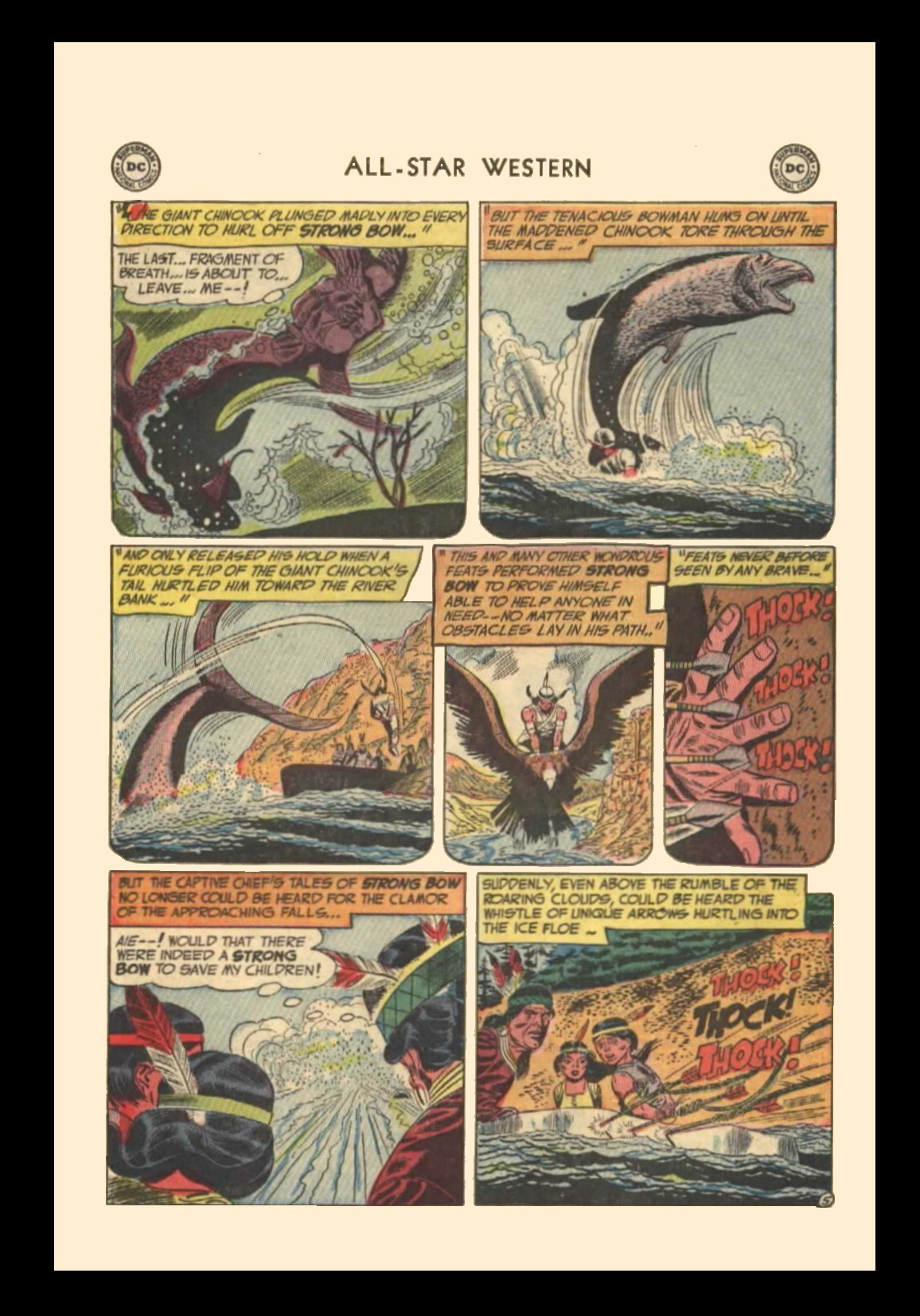 Read online All-Star Western (1951) comic -  Issue #72 - 15