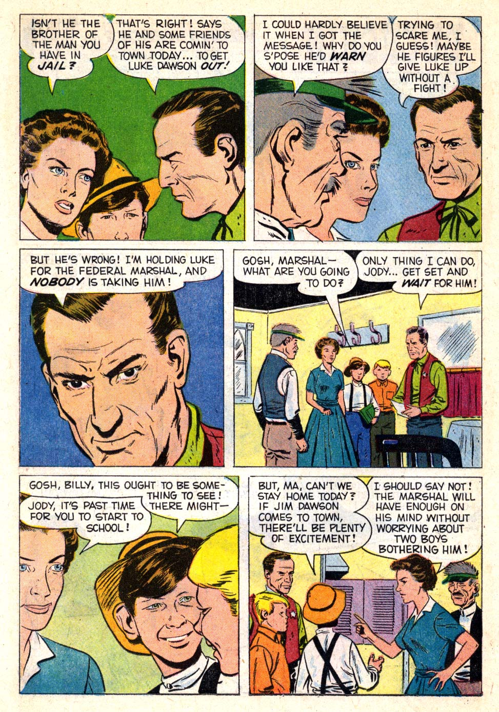 Four Color Comics issue 1011 - Page 22