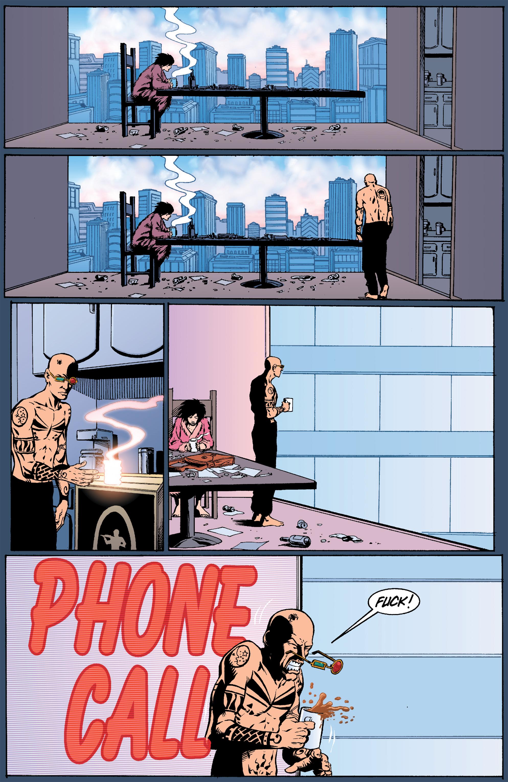 Read online Transmetropolitan comic -  Issue #17 - 8
