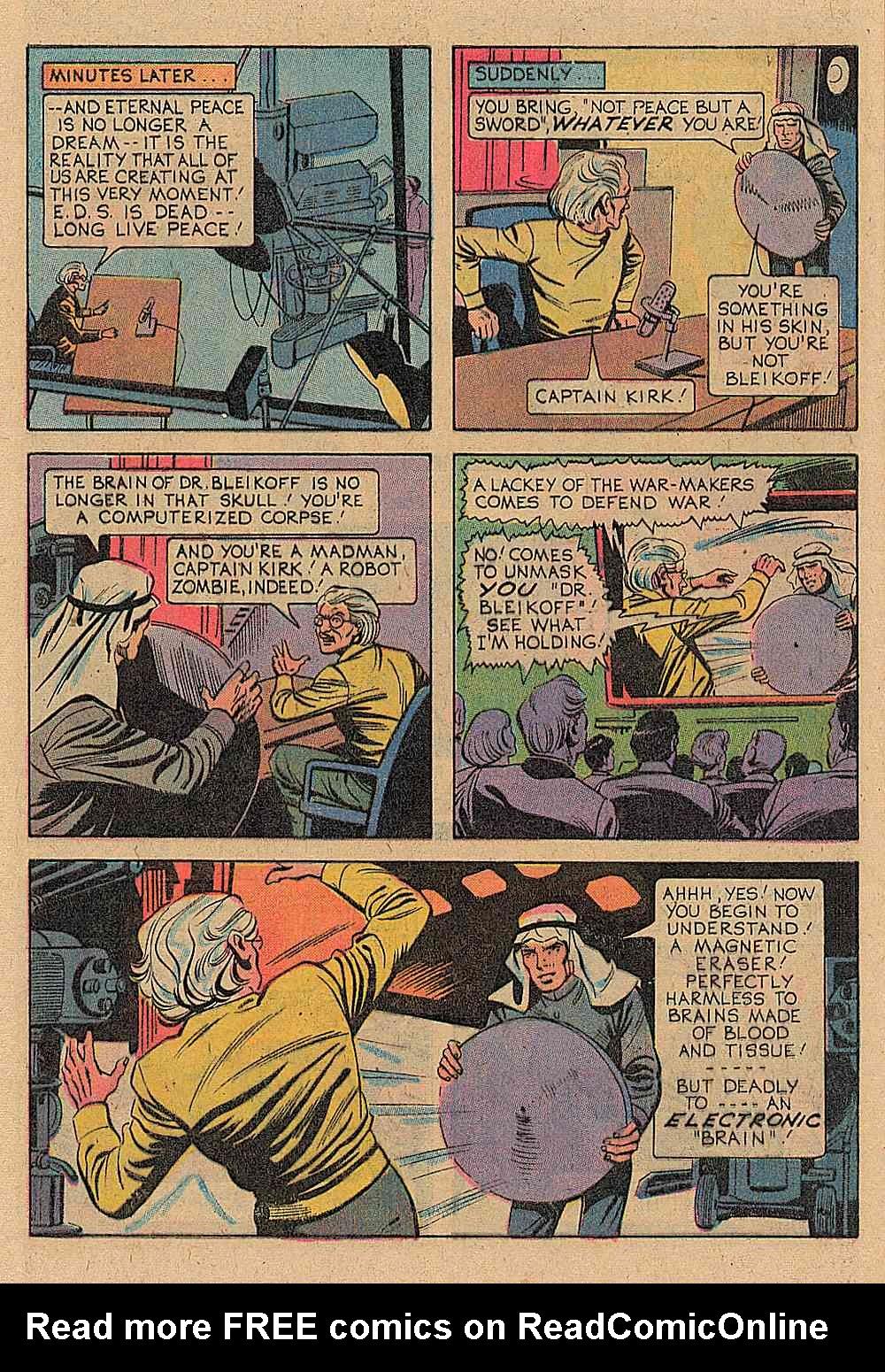 Star Trek (1967) issue 39 - Page 23