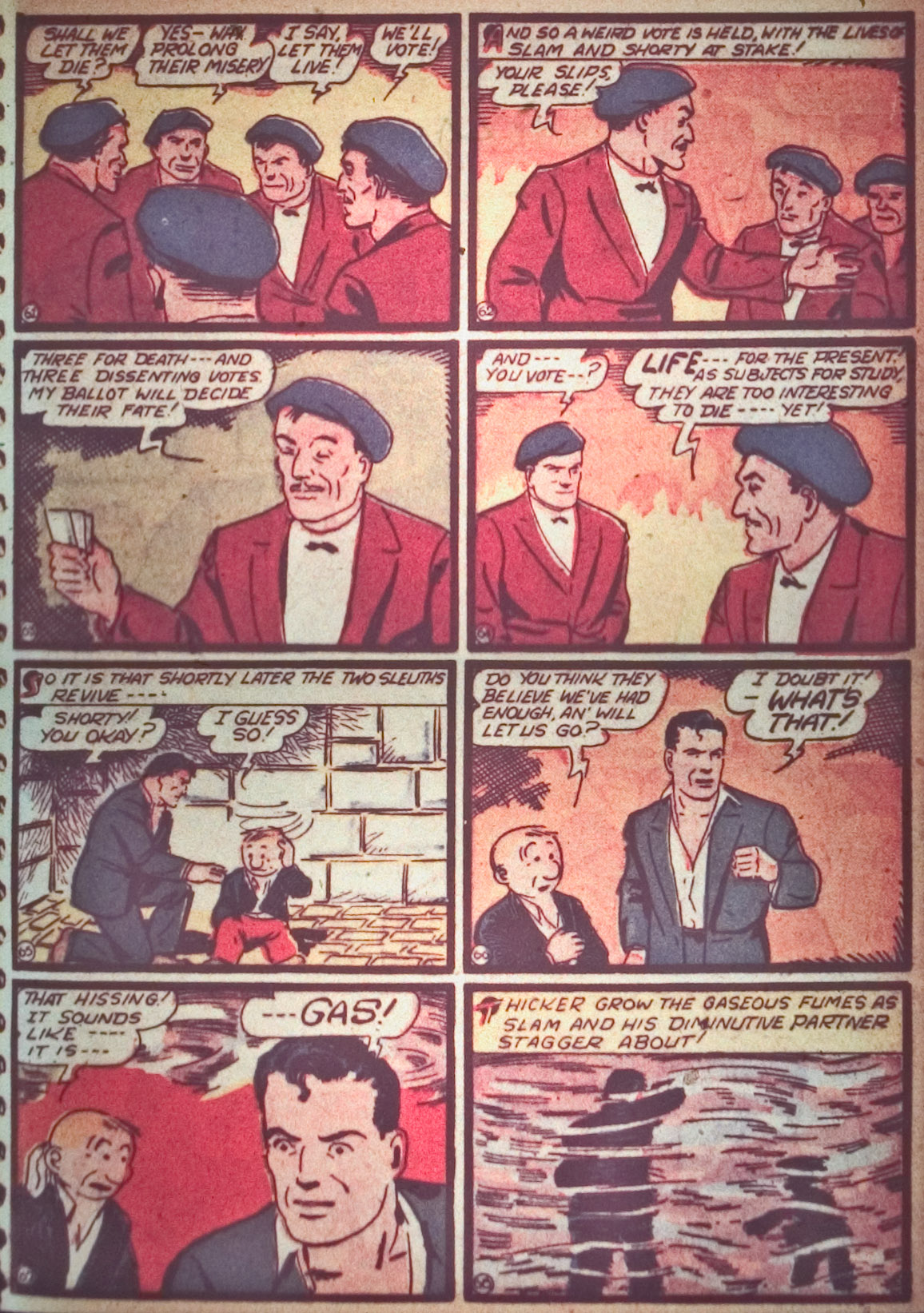 Read online Detective Comics (1937) comic -  Issue #26 - 11
