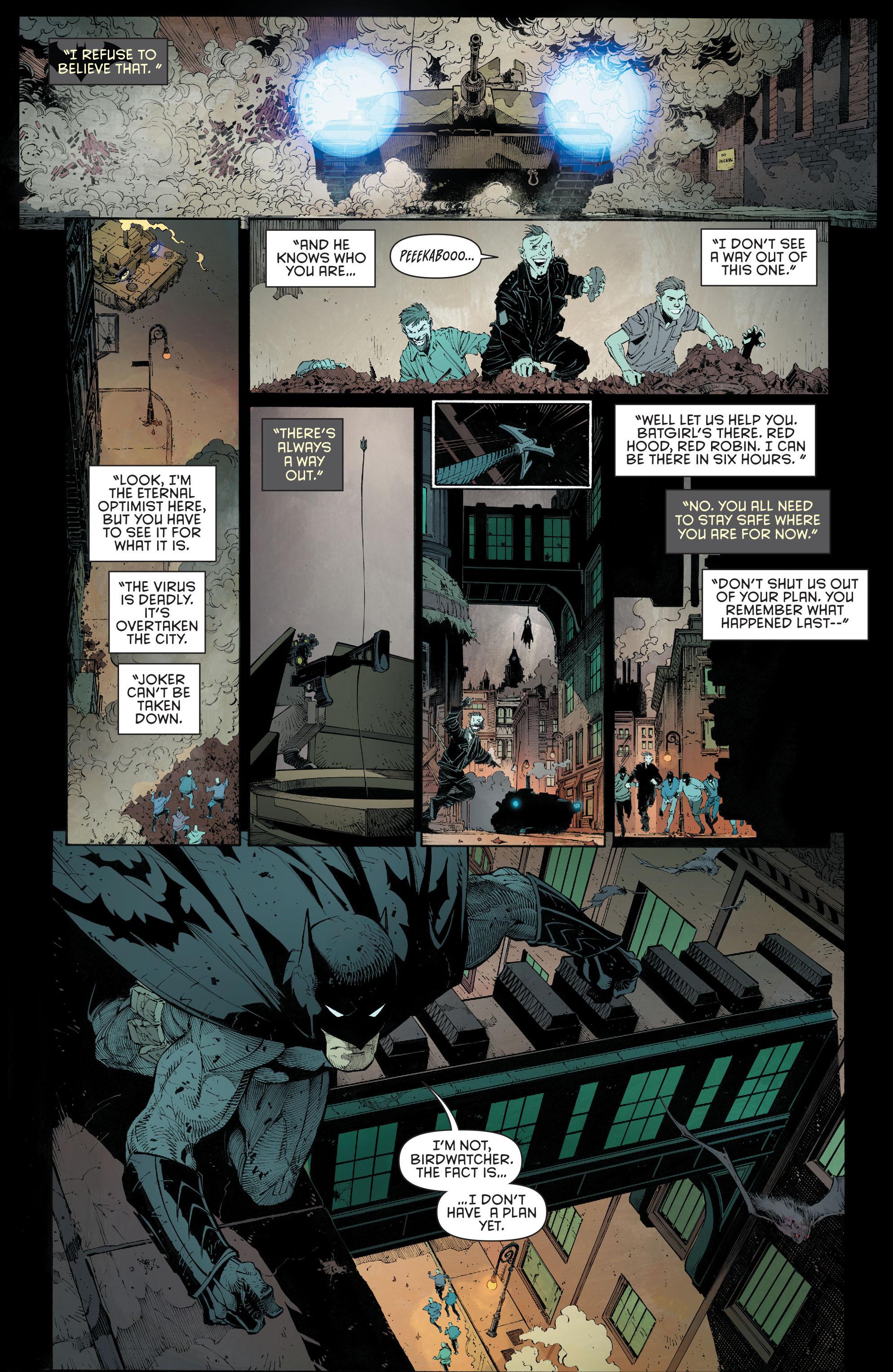 Read online Batman (2011) comic -  Issue # _TPB 7 - 90