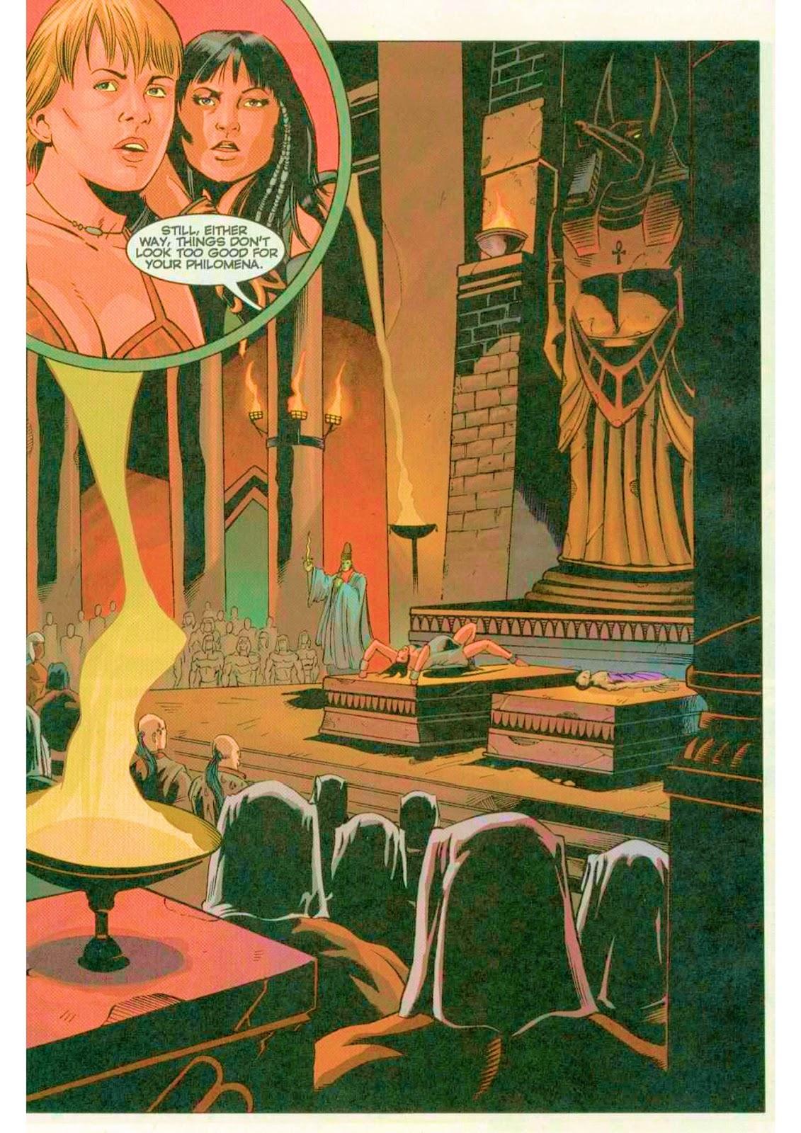 Xena: Warrior Princess (1999) Issue #5 #5 - English 26