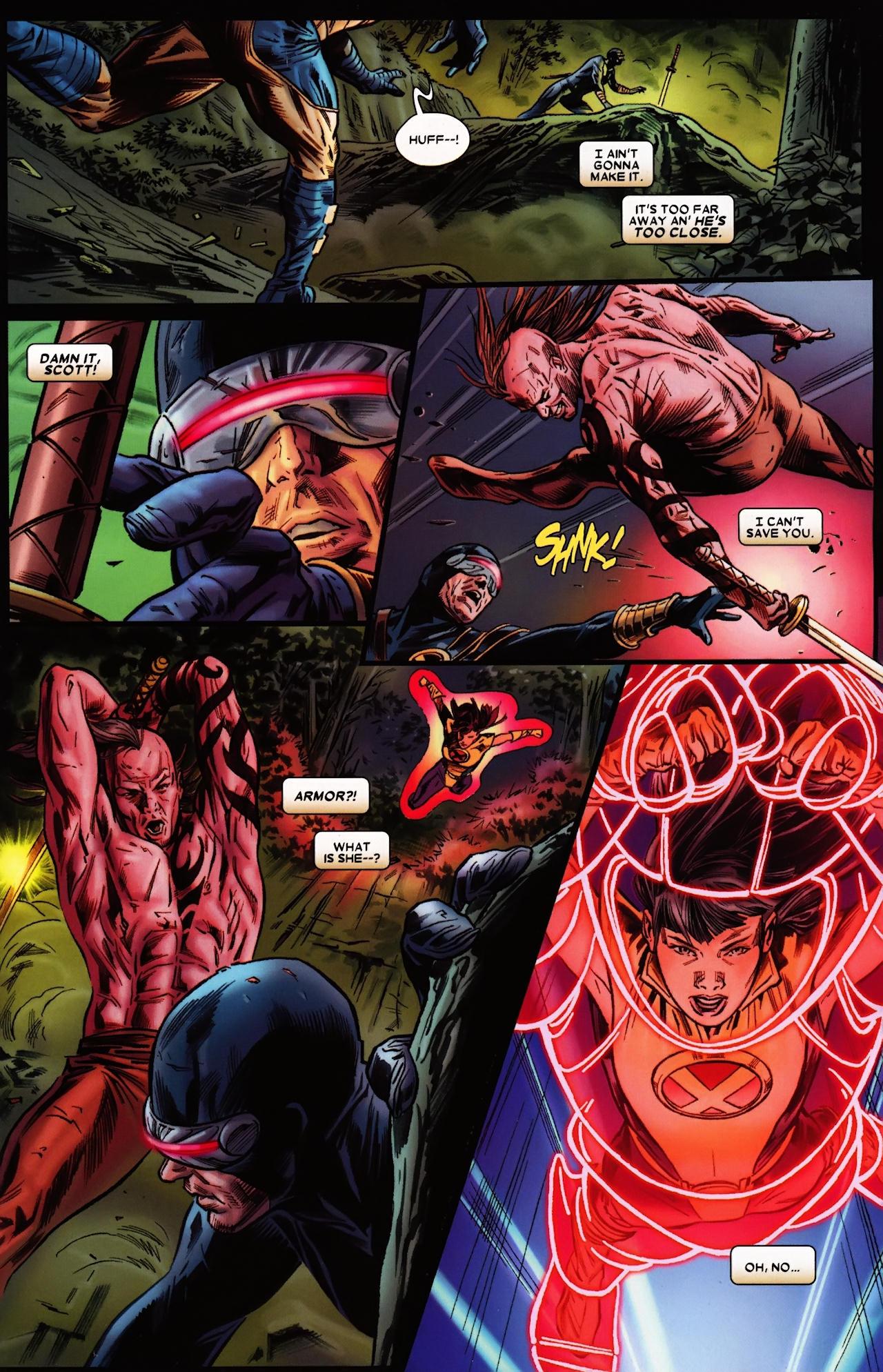 Read online Wolverine: Origins comic -  Issue #35 - 10