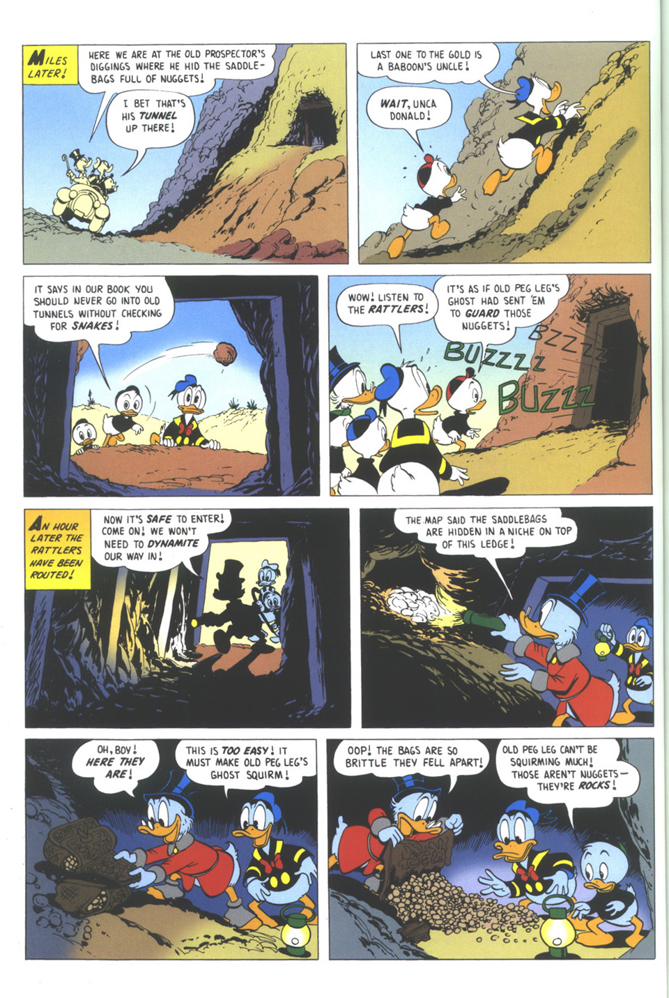 Read online Uncle Scrooge (1953) comic -  Issue #334 - 40