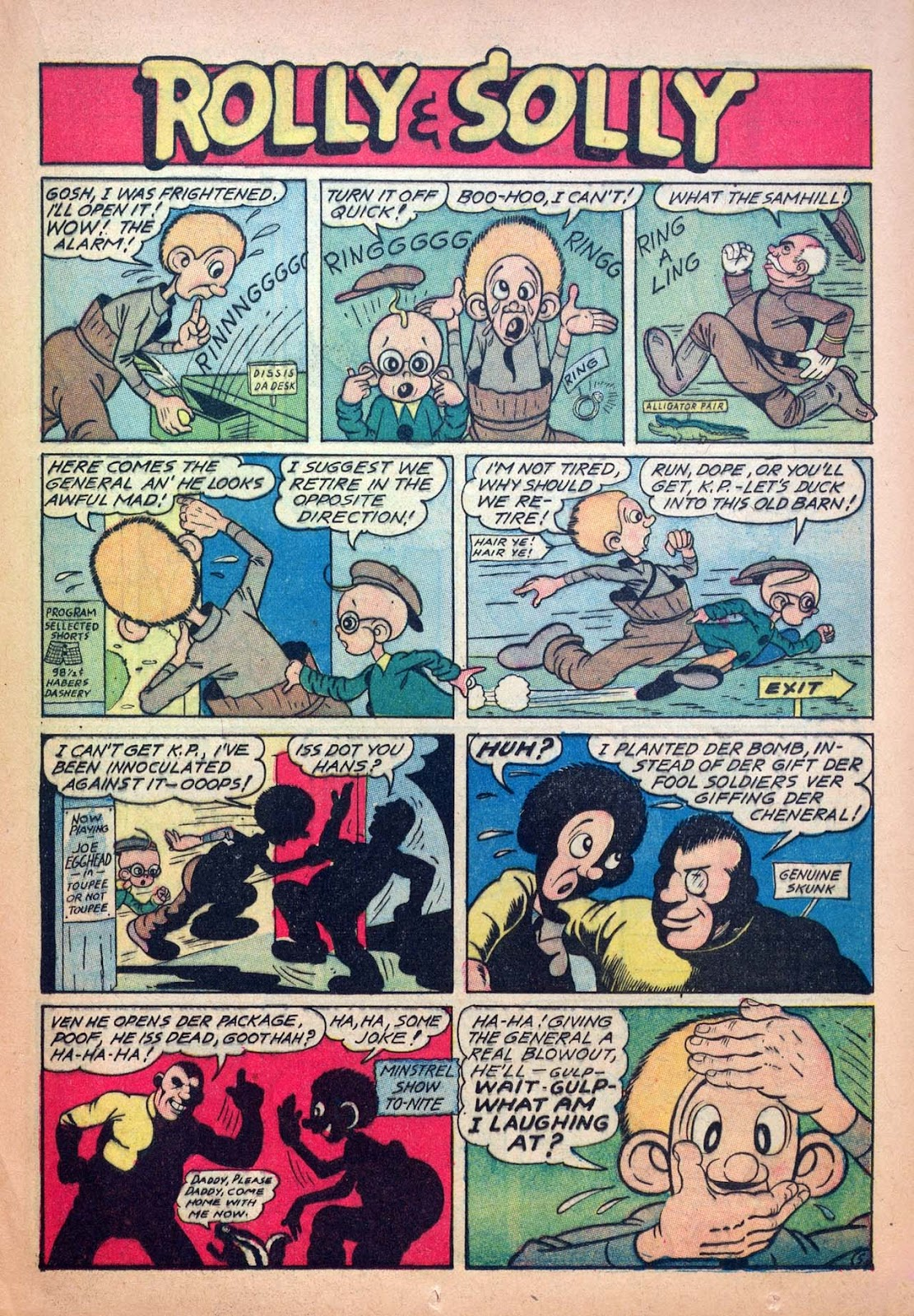 Read online Joker Comics comic -  Issue #4 - 47