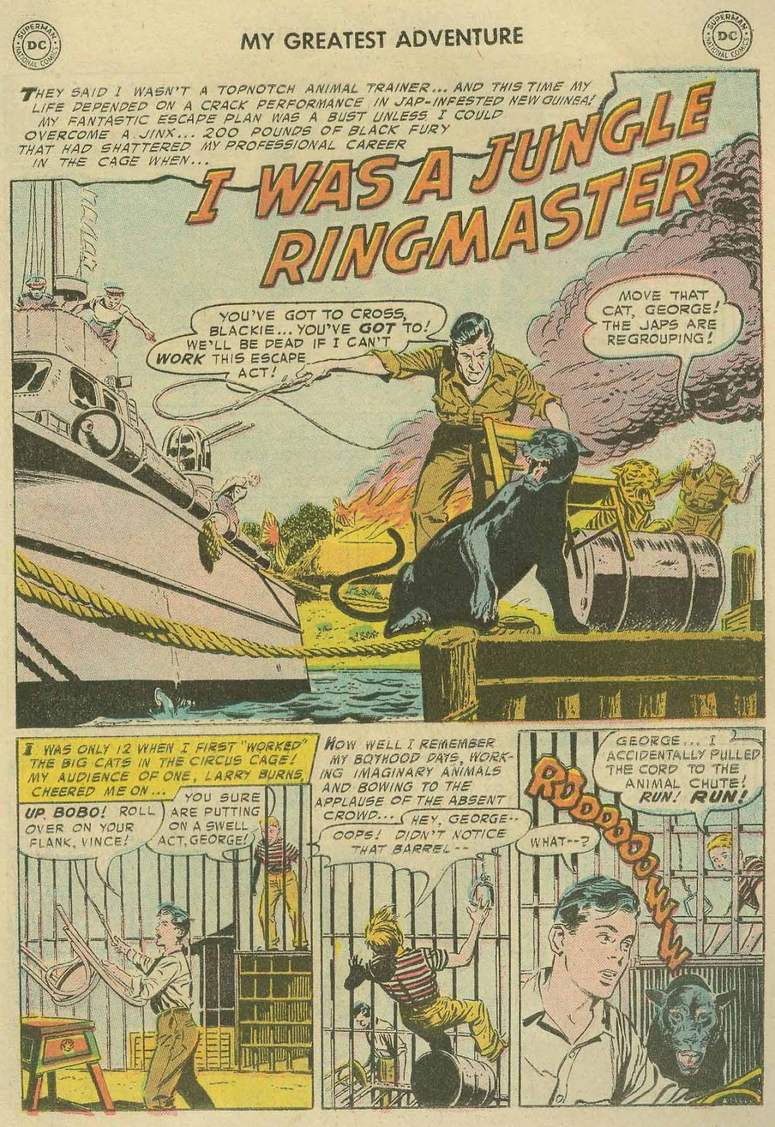 My Greatest Adventure (1955) issue 5 - Page 25