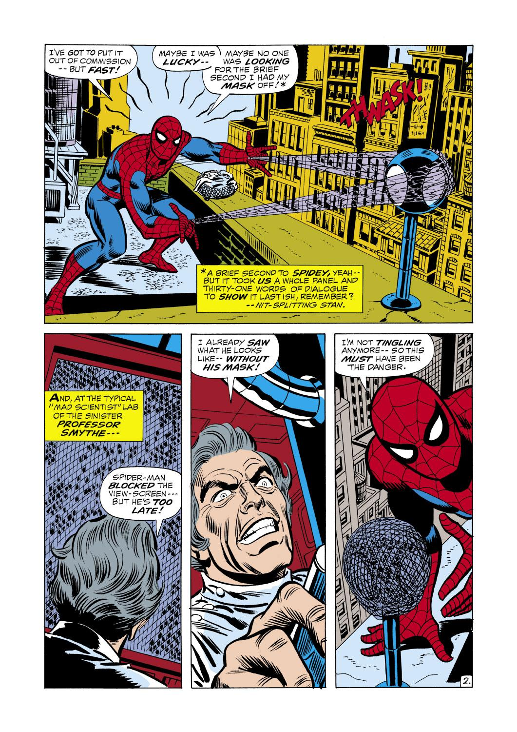 The Amazing Spider-Man (1963) 106 Page 2