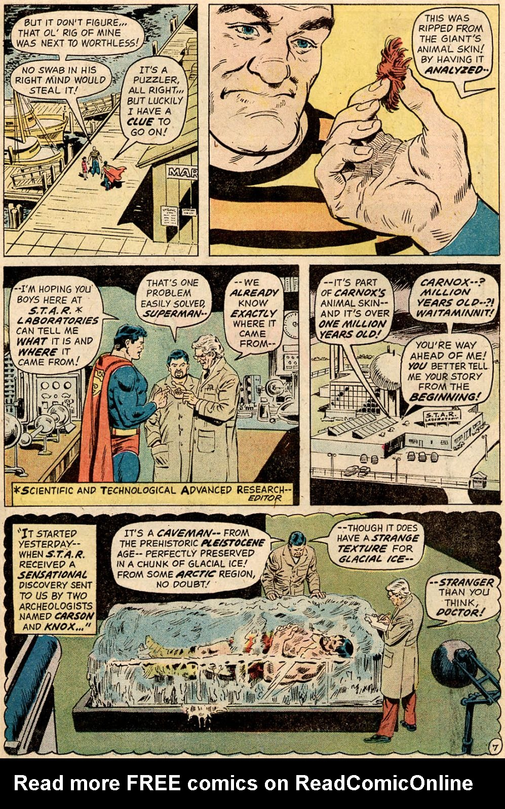 Action Comics (1938) 439 Page 10
