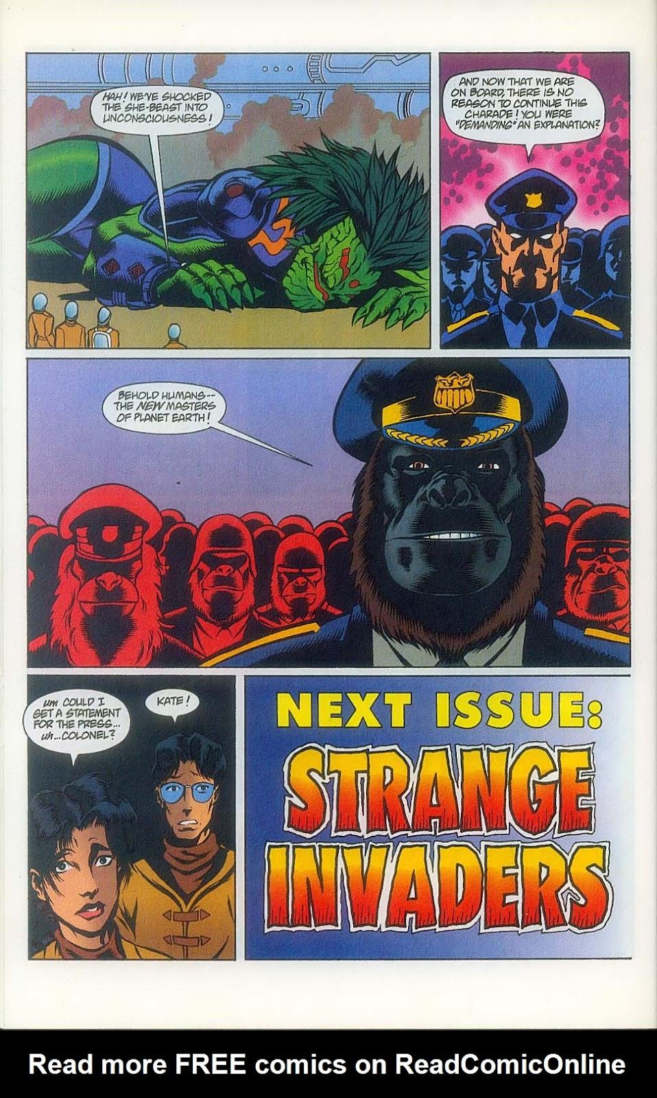 Godzilla (1995) Issue #7 #8 - English 27