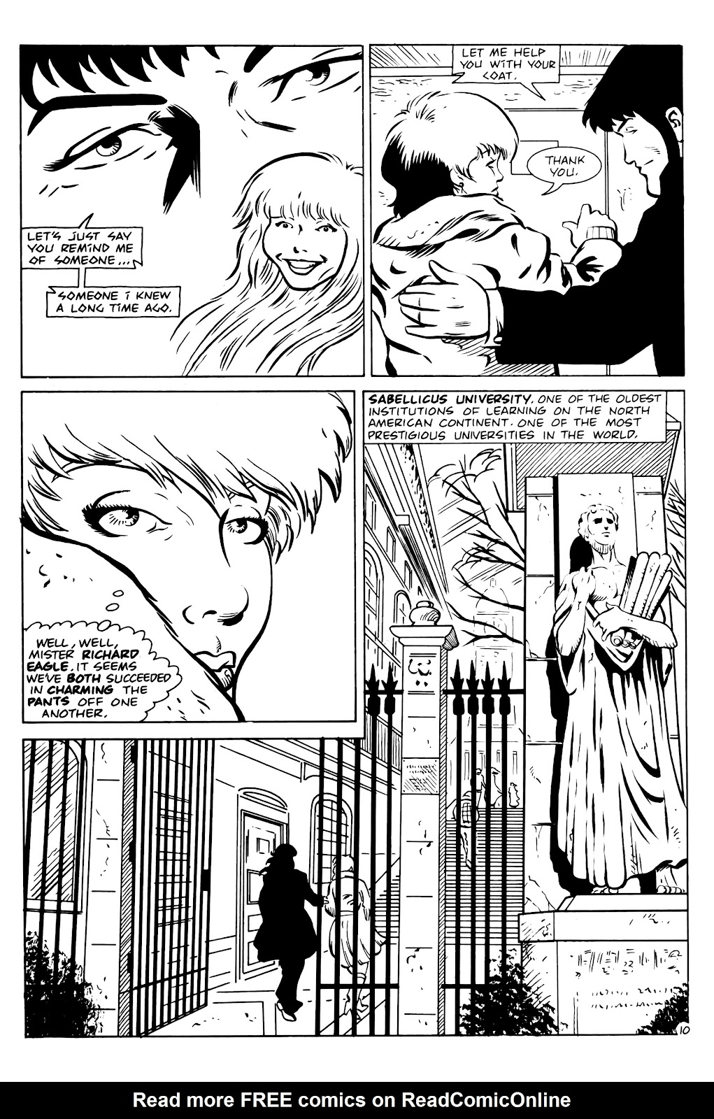 Eagle issue 14 - Page 12