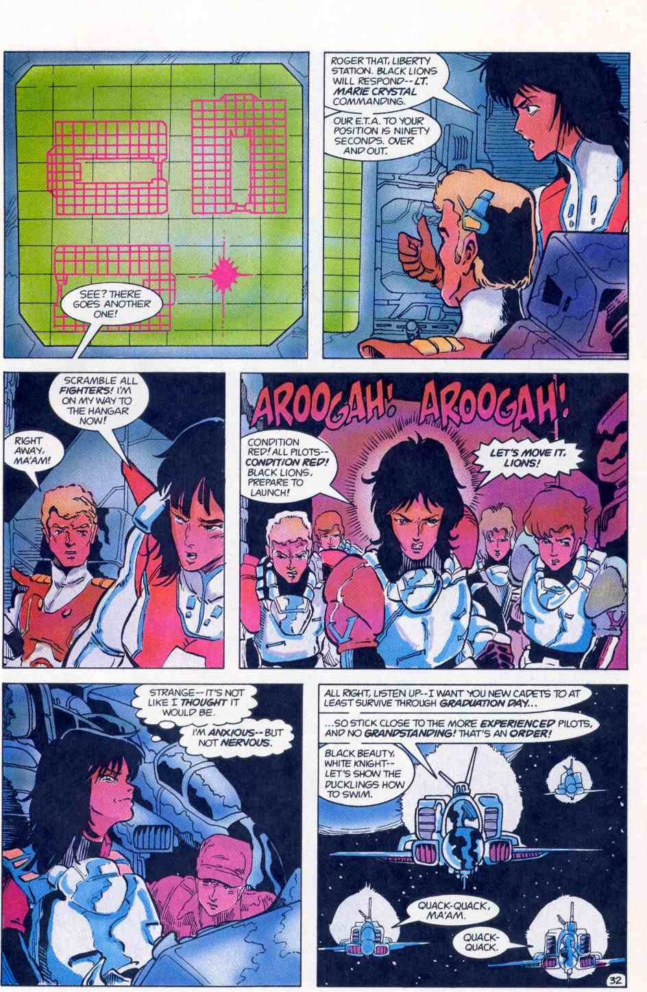Robotech Special issue Full - Page 33
