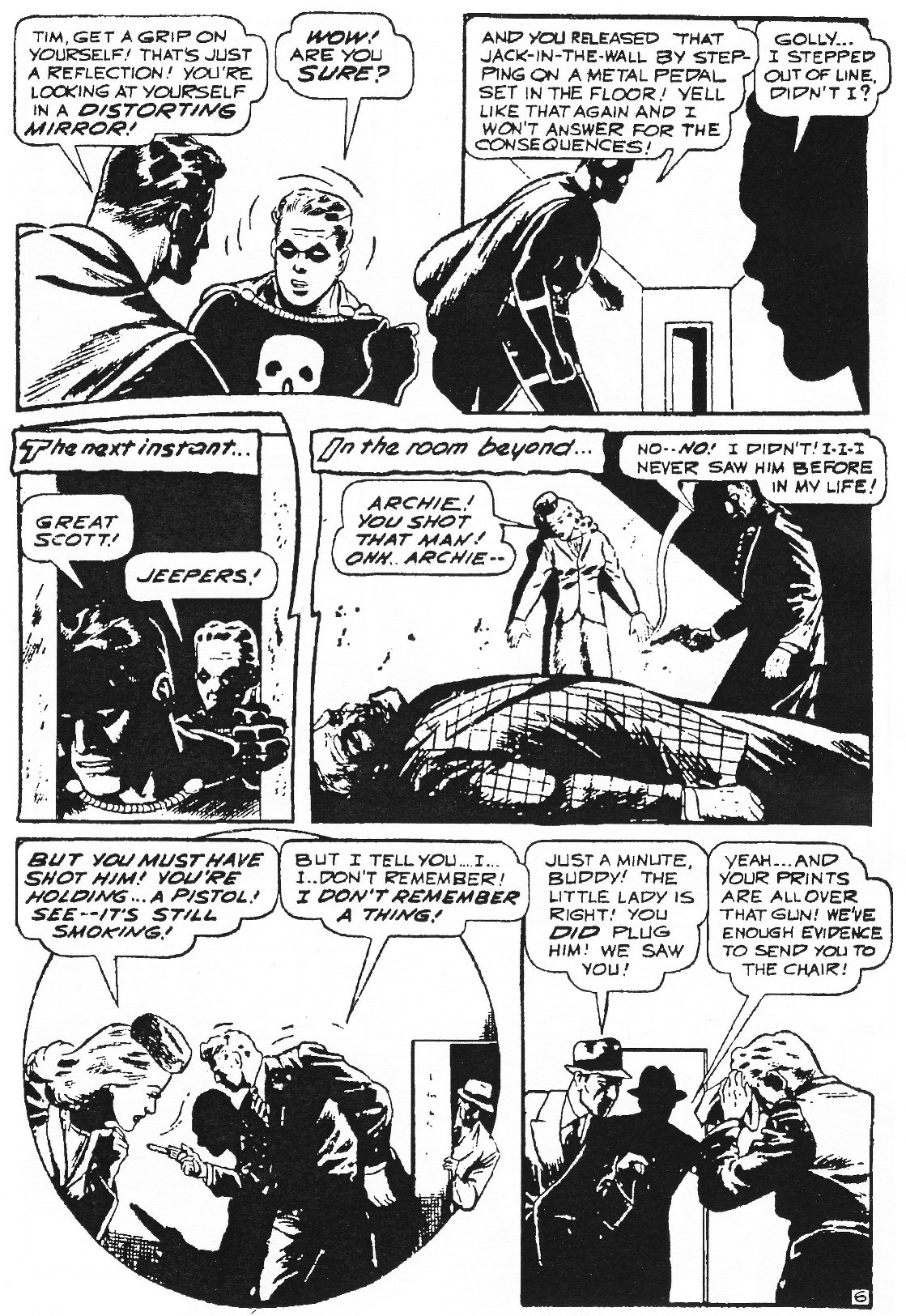 Read online Men of Mystery Comics comic -  Issue #76 - 9