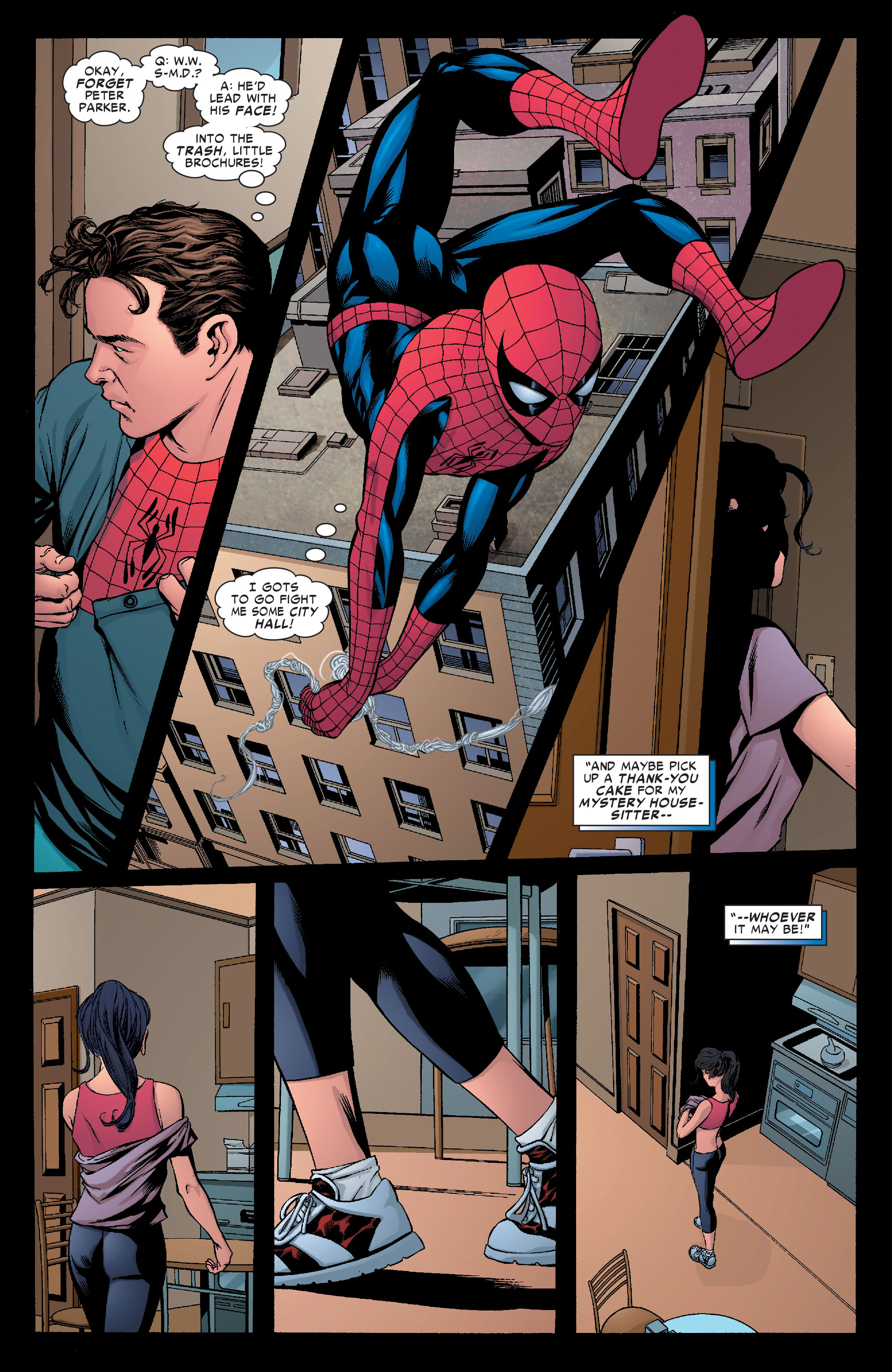 The Amazing Spider-Man (1963) 592 Page 4