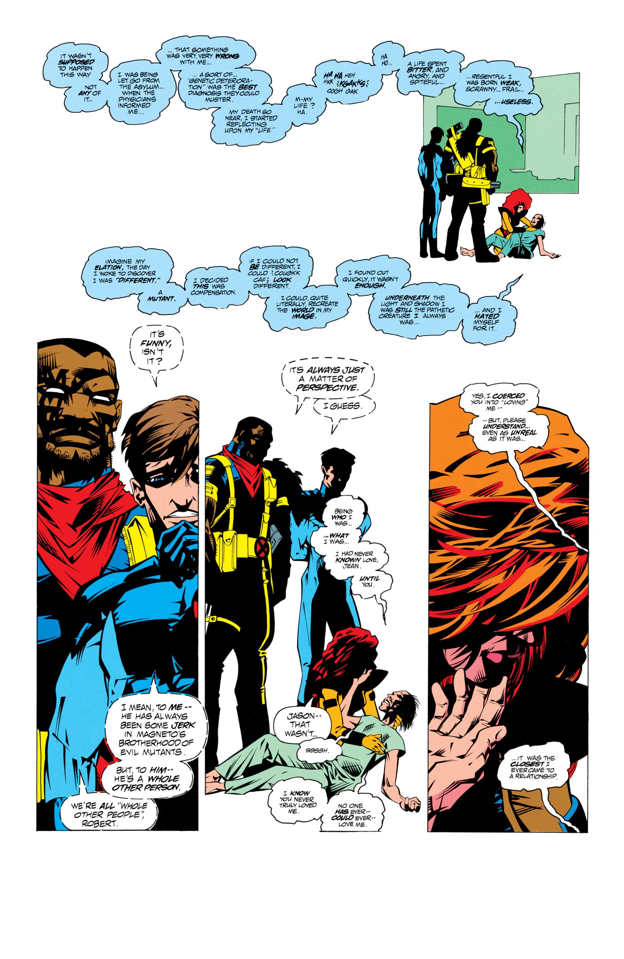 Read online Uncanny X-Men (1963) comic -  Issue # _Annual 17 - 36