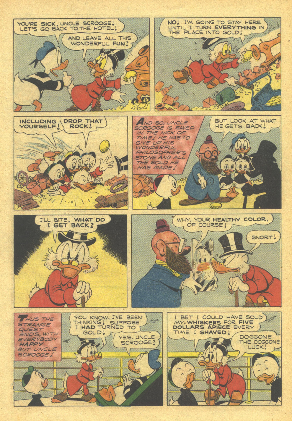 Read online Uncle Scrooge (1953) comic -  Issue #10 - 26