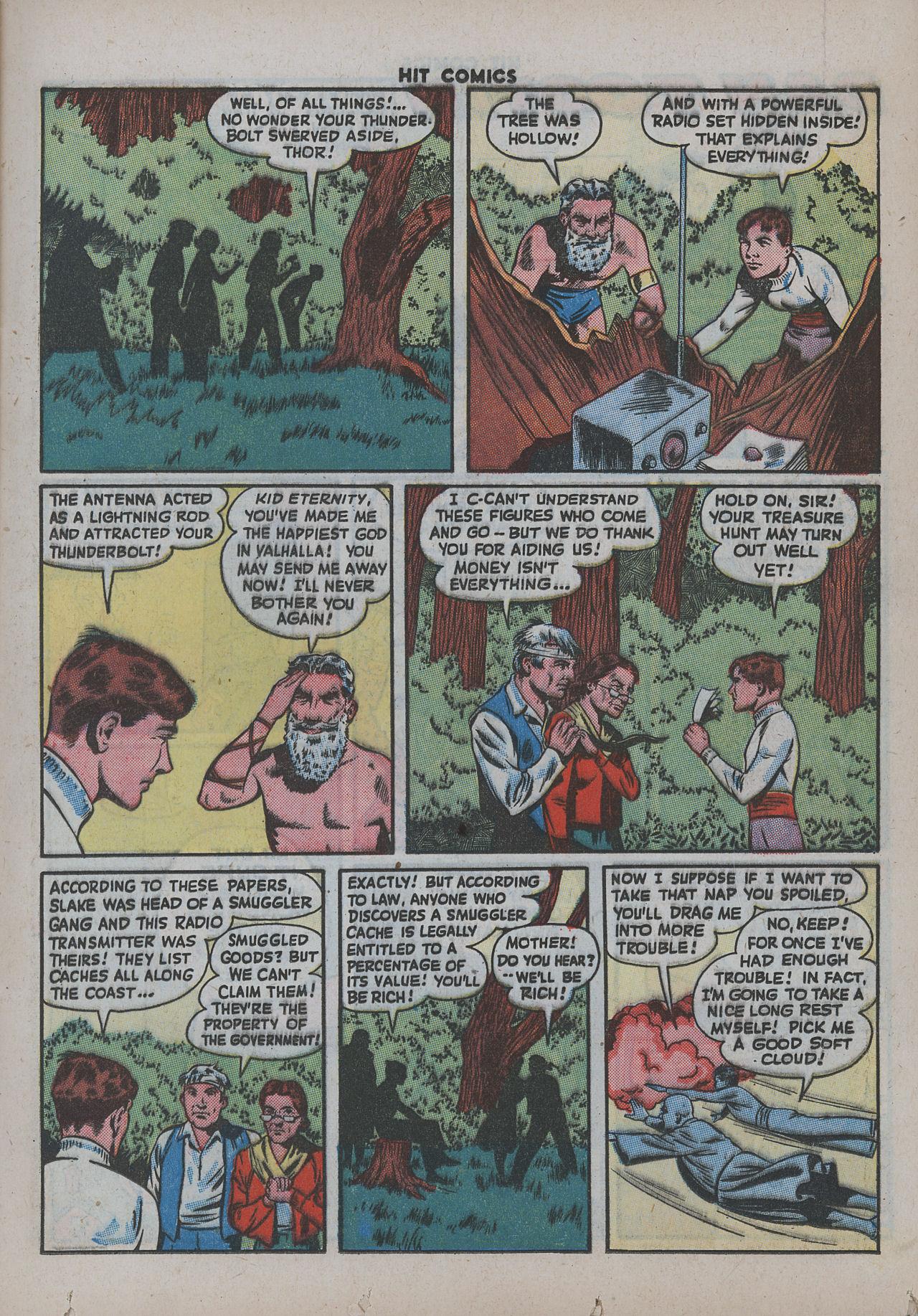 Read online Hit Comics comic -  Issue #38 - 20