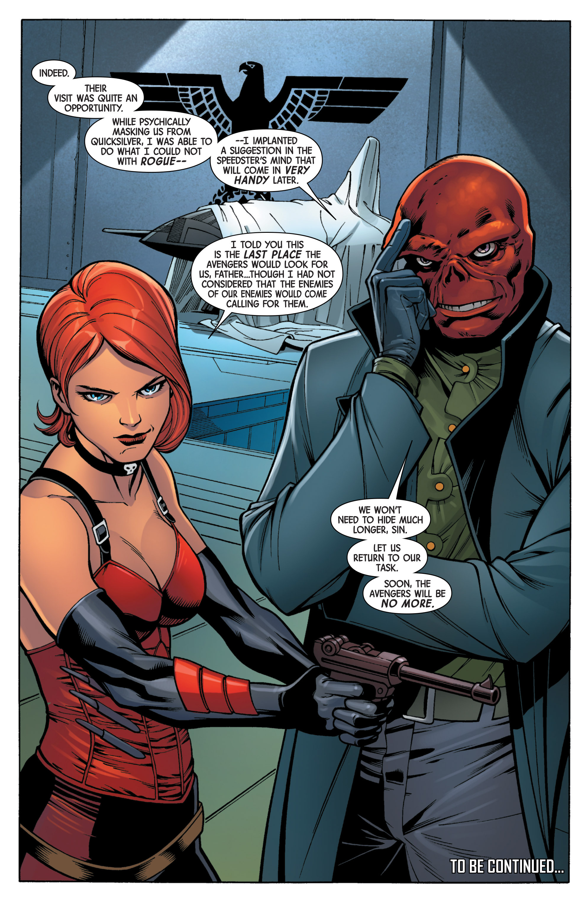 Read online Uncanny Avengers [II] comic -  Issue #6 - 21
