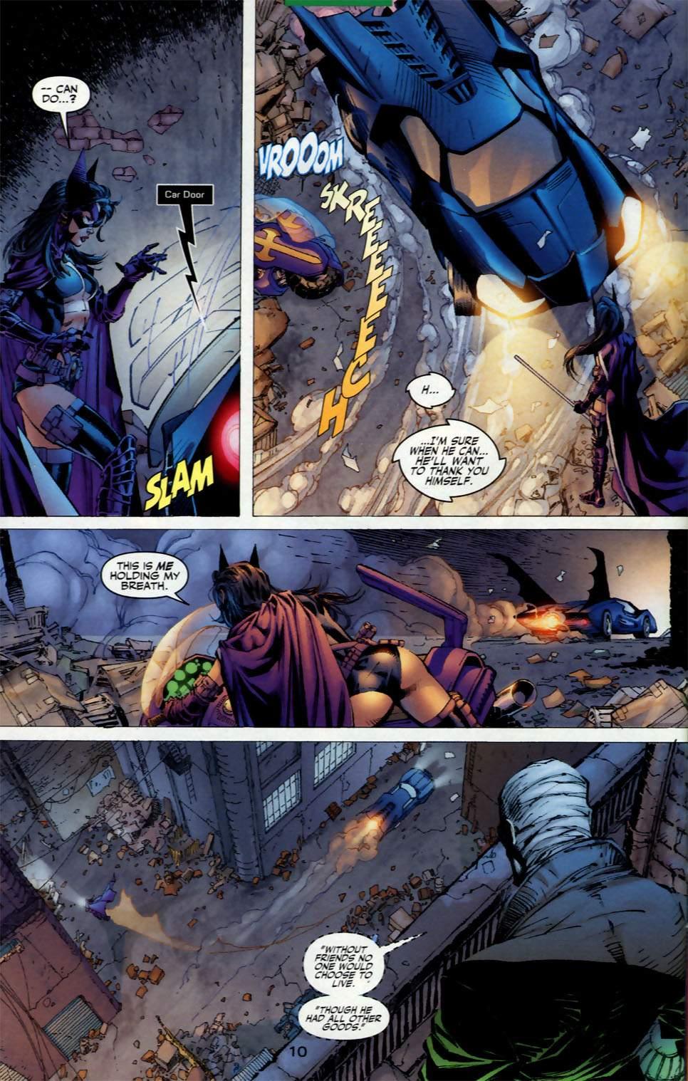 Read online Batman: Hush comic -  Issue #2 - 10